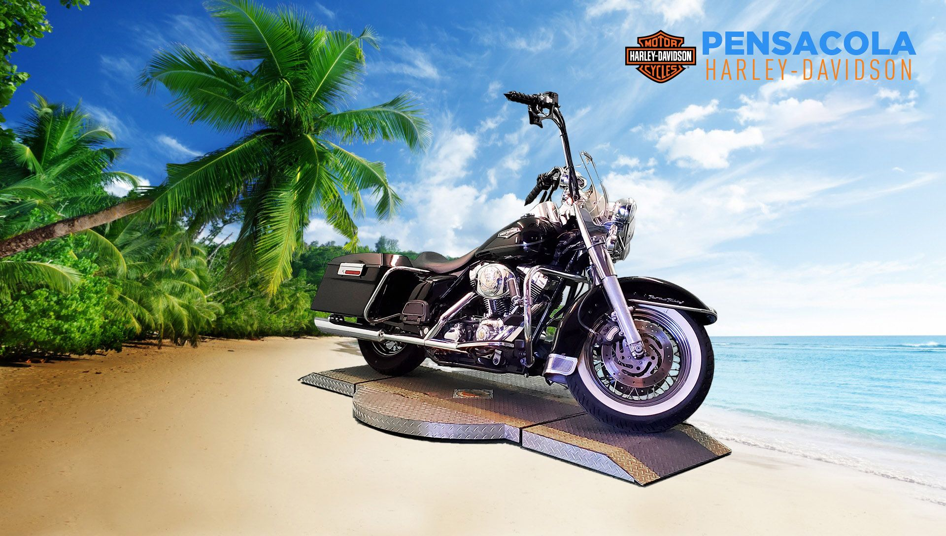 Pre-Owned 2006 Harley-Davidson Road King Classic FLHRCI