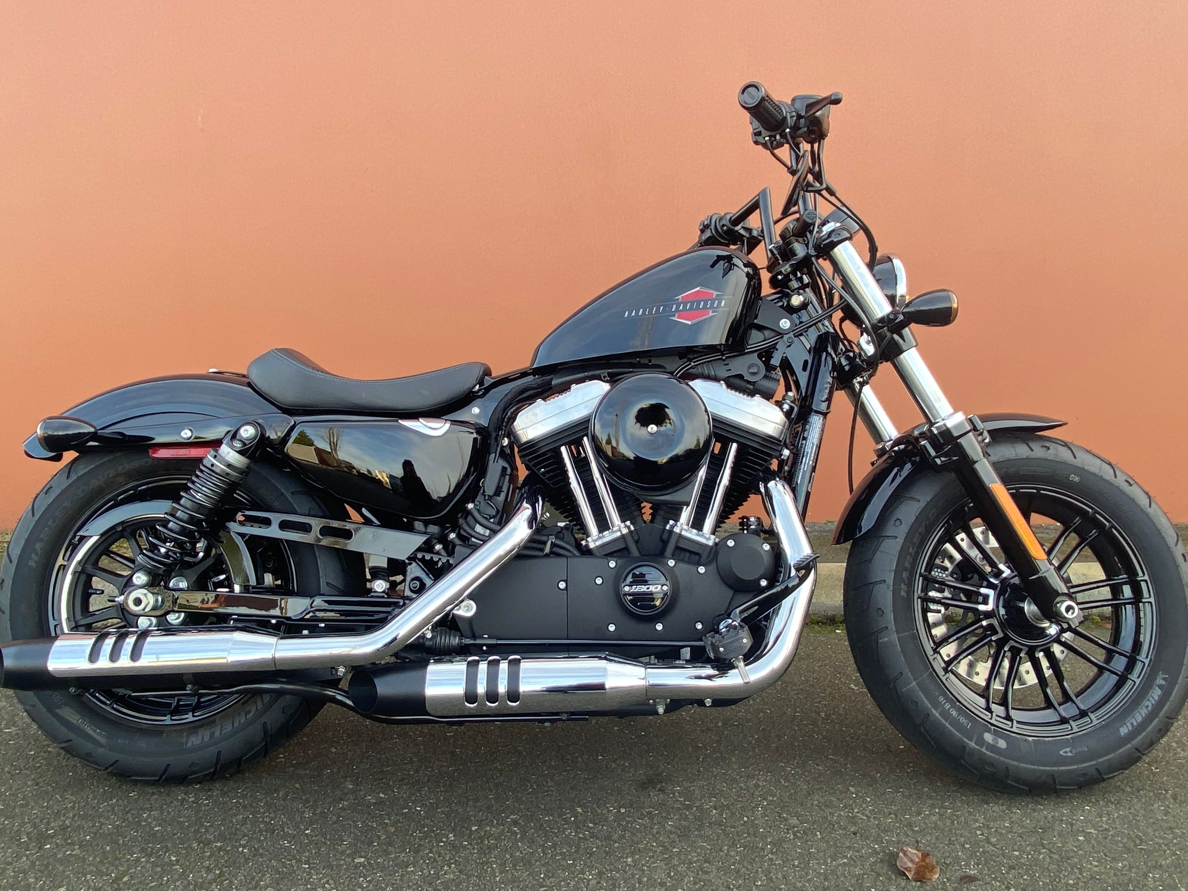 Pre Owned 2020 Harley Davidson Sportster Forty Eight Xl1200x