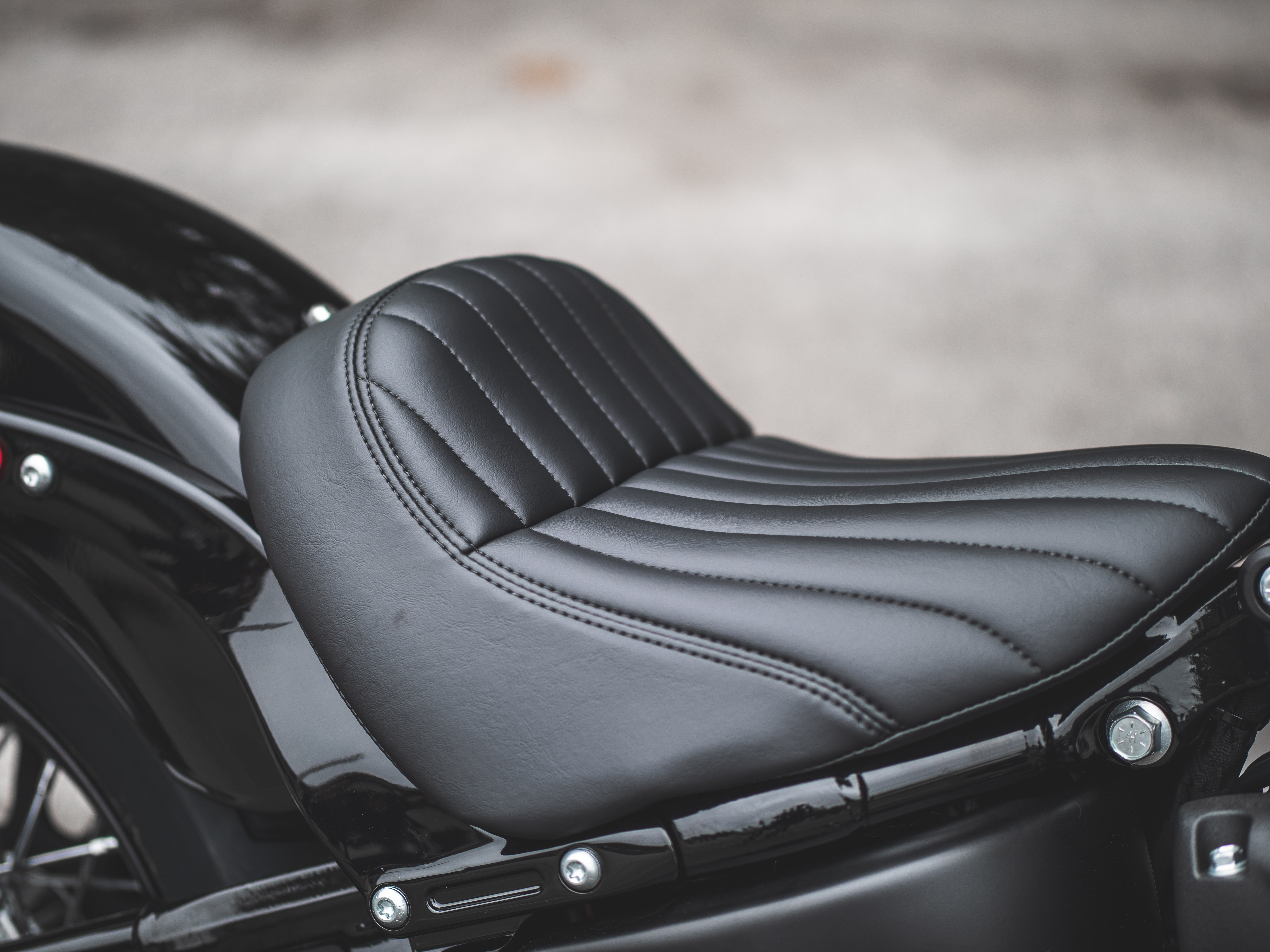 New 2019 Harley-Davidson Street Bob