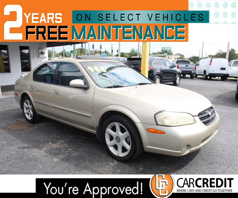 Pre-Owned 2000 Nissan Maxima SE