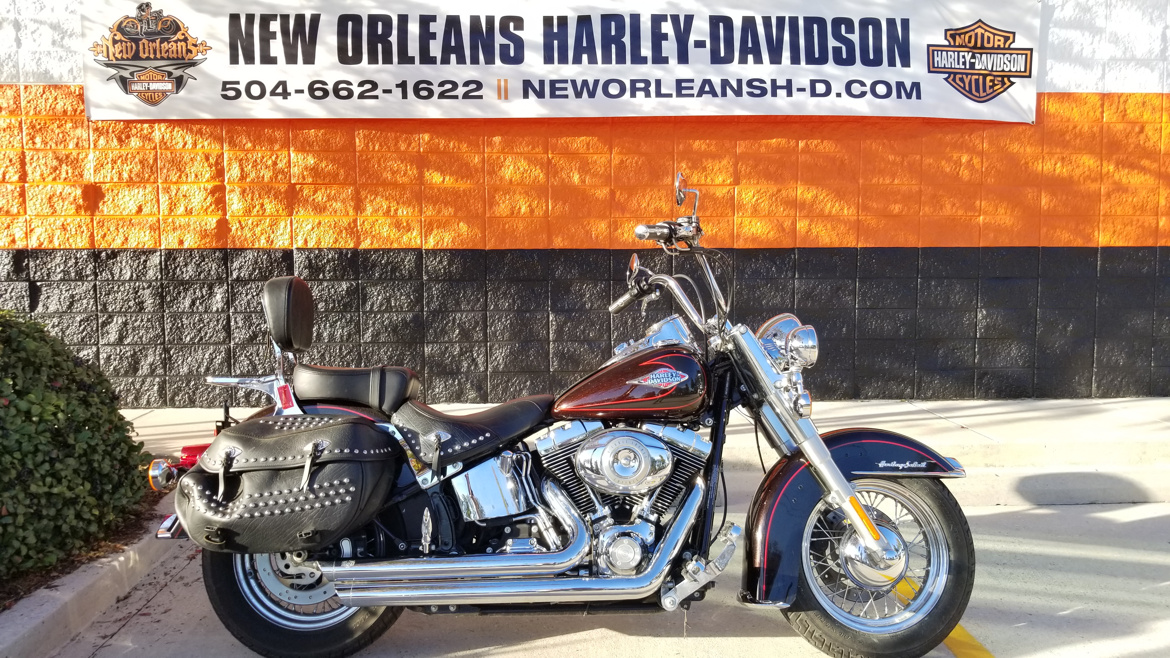 Pre-Owned 2011 Harley-Davidson Heritage Softail Classic FLSTC