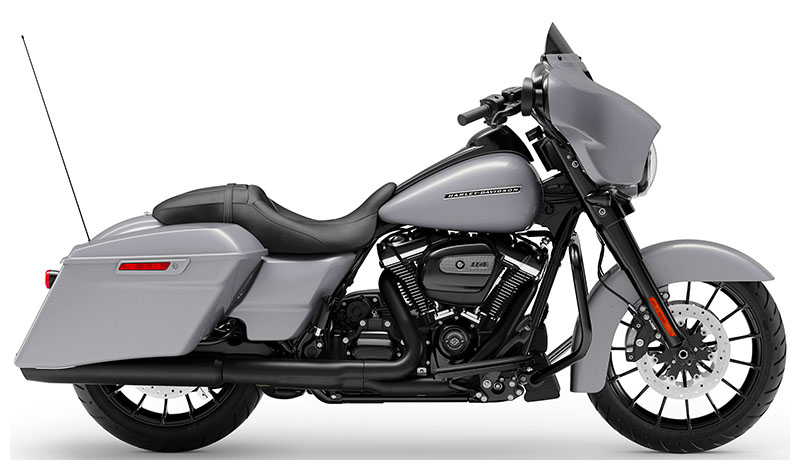 New 2019 Harley-Davidson Touring Special