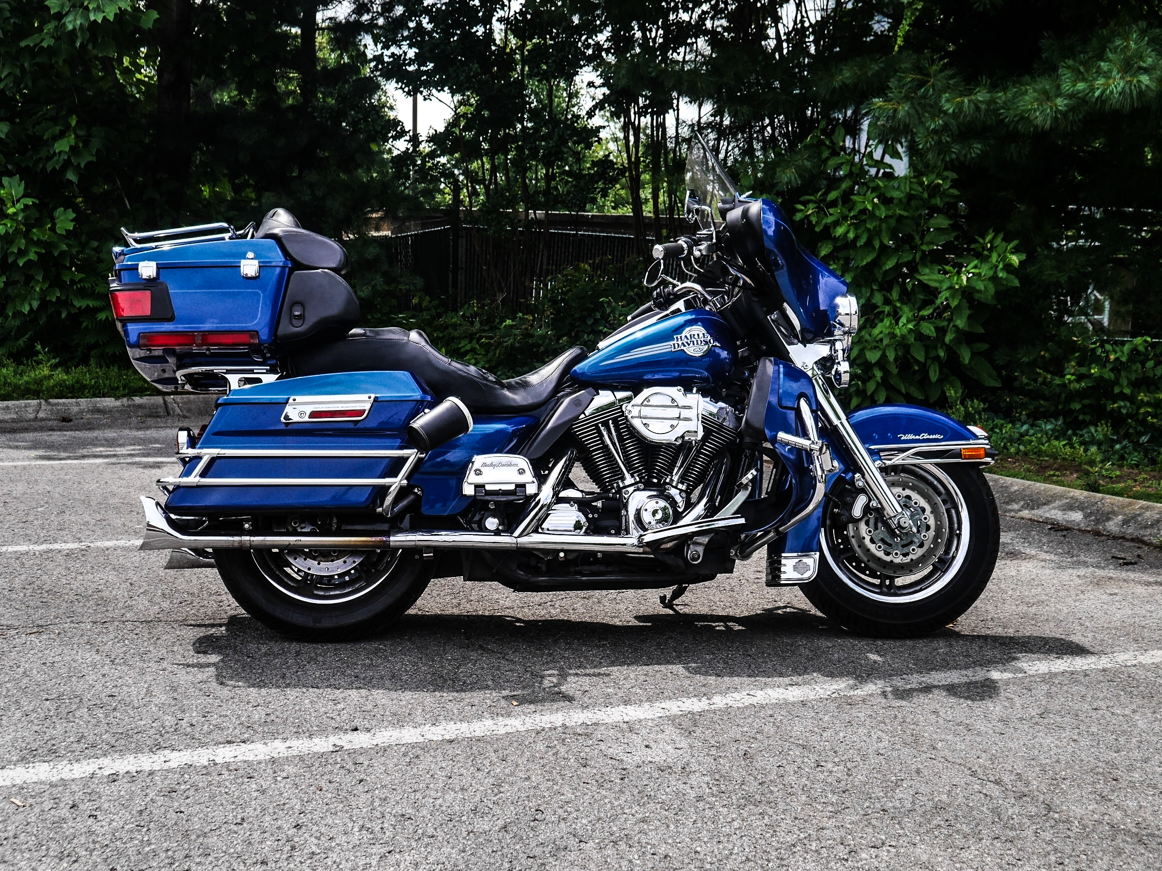 Pre-Owned 2005 Harley-Davidson Ultra Classic