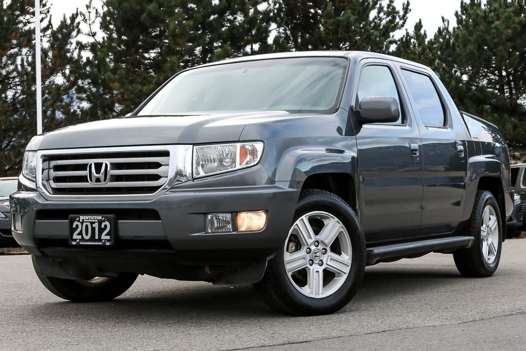 Pre-Owned 2012 Honda Ridgeline Touring Pick up in ...