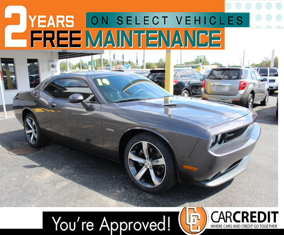 Pre-Owned 2014 DODGE Challenger SXT 100th Anniversary Appearance Group