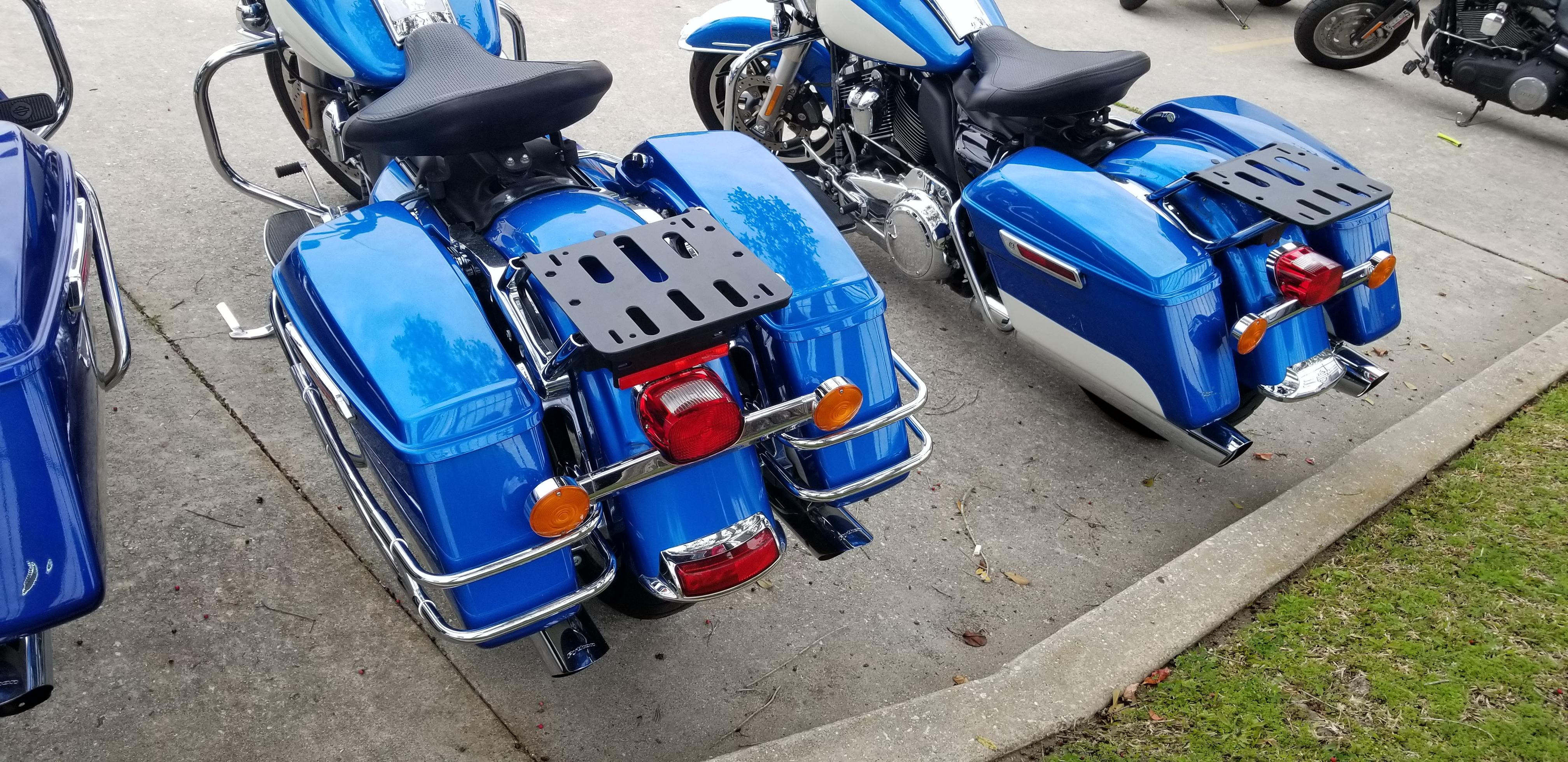 Pre-Owned 2018 Harley-Davidson Road King Police