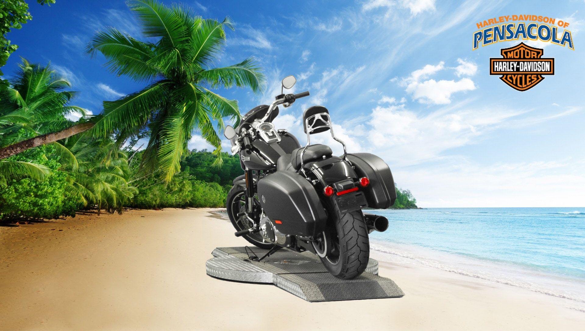 Pre-Owned 2019 Harley-Davidson Sport Glide FLSB
