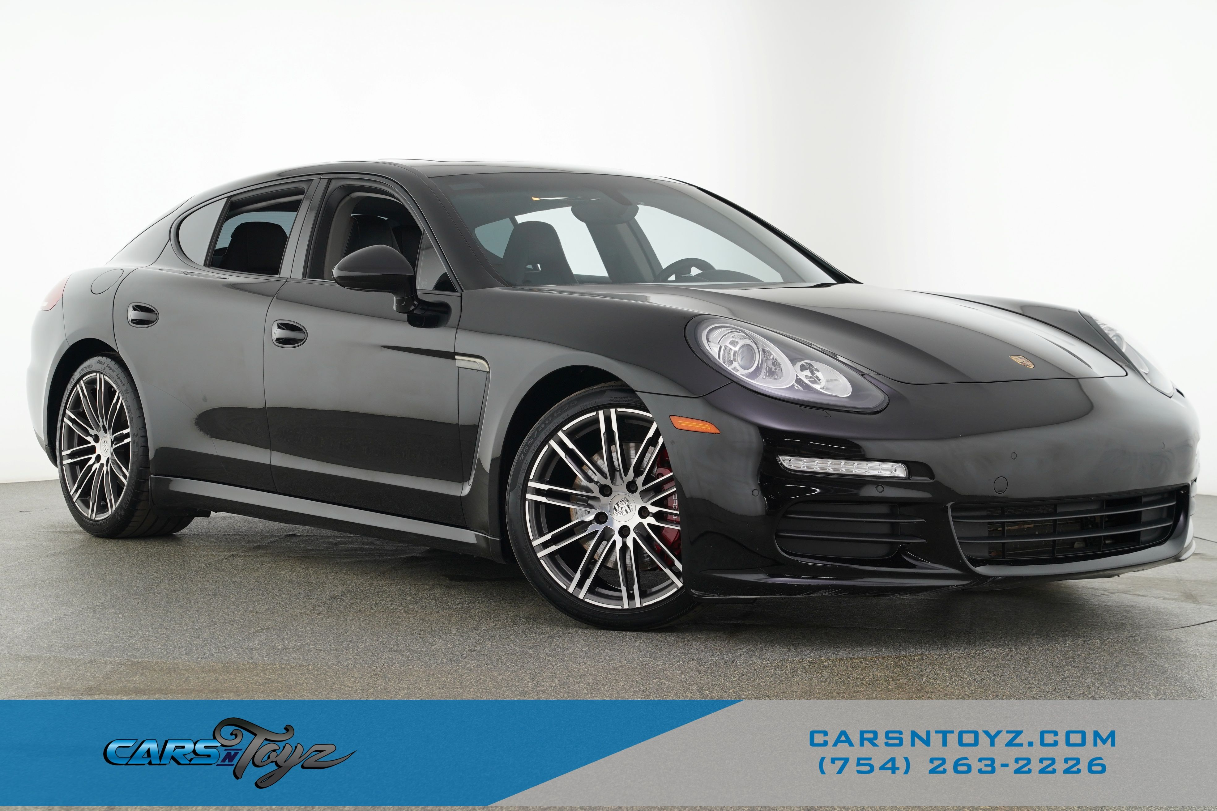 2015 Porsche Panamera 2 Rear Wheel Drive Sedan 4 Dr.