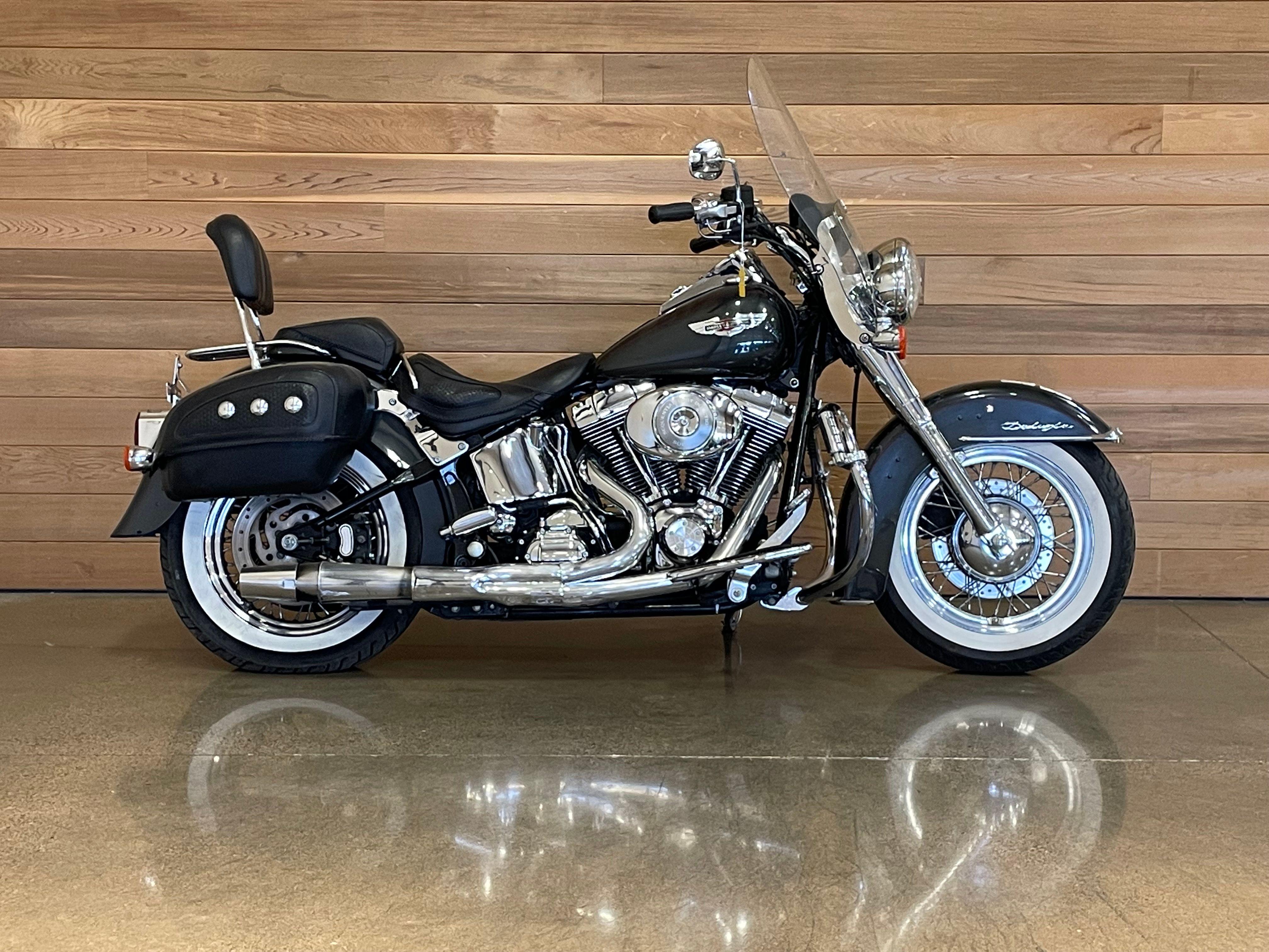 Pre-Owned 2005 Harley-Davidson Deluxe FLSTN