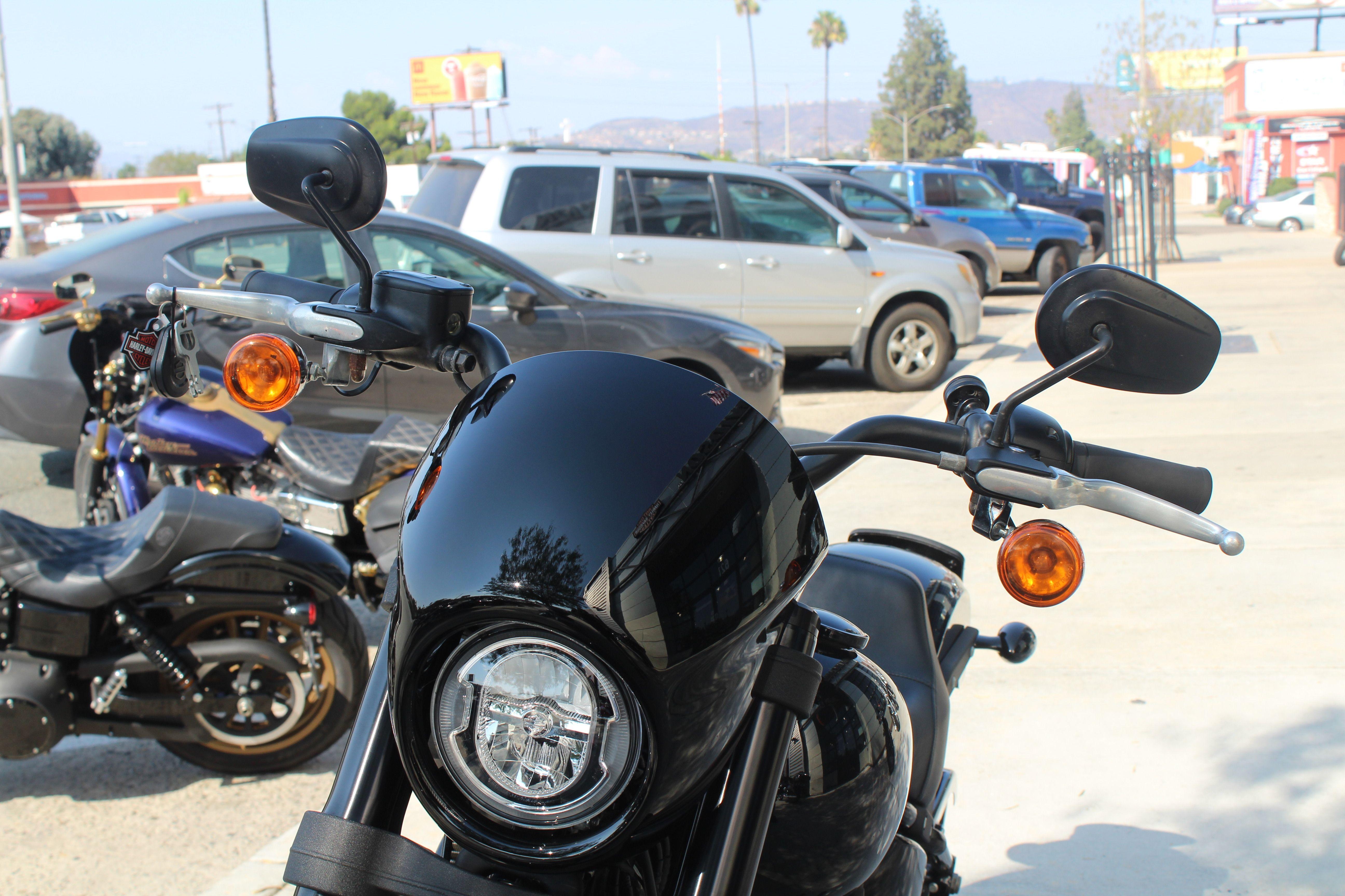 2021 Harley-Davidson Low Rider S