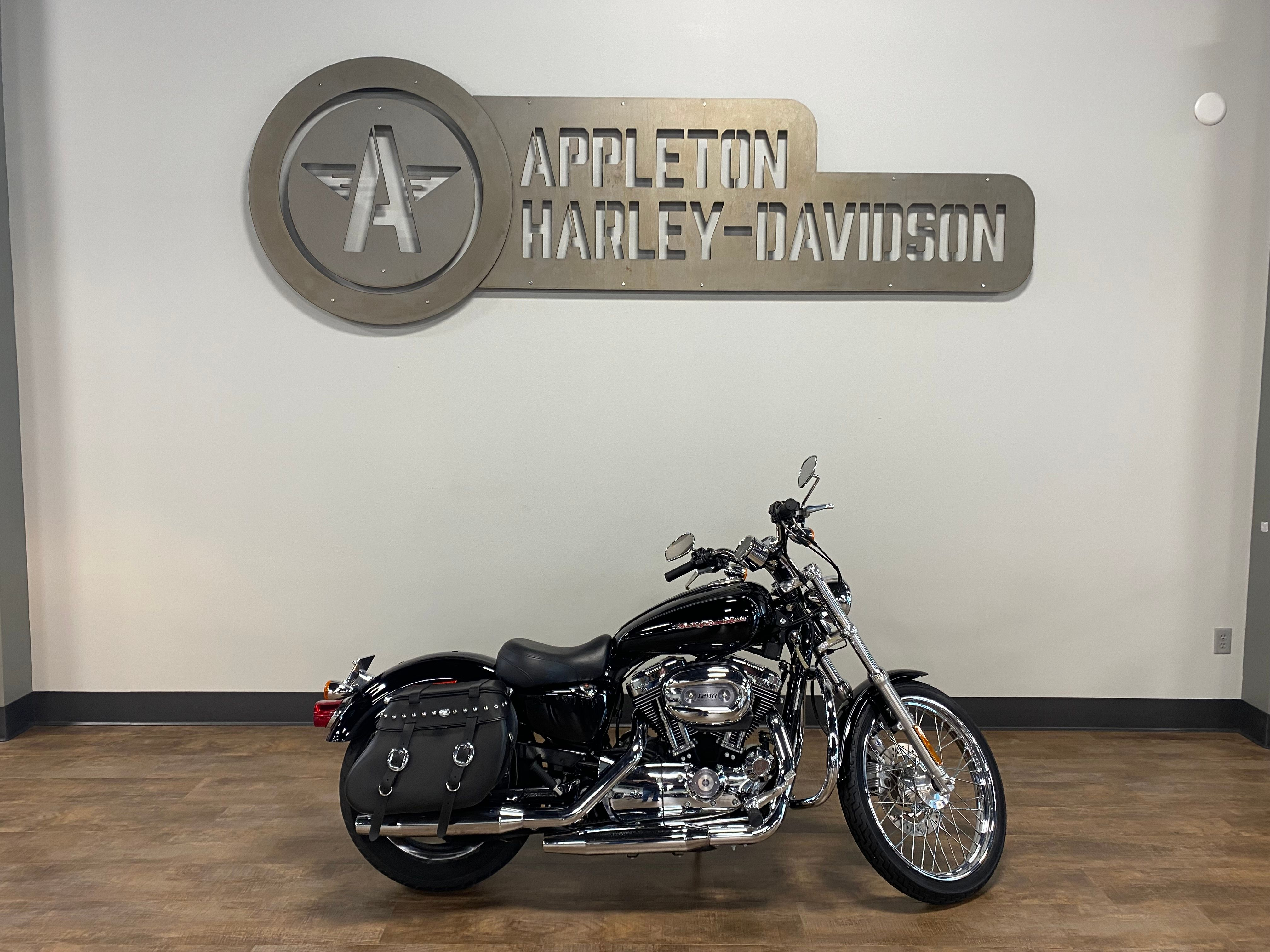 2004 Harley-Davidson 1200 Custom