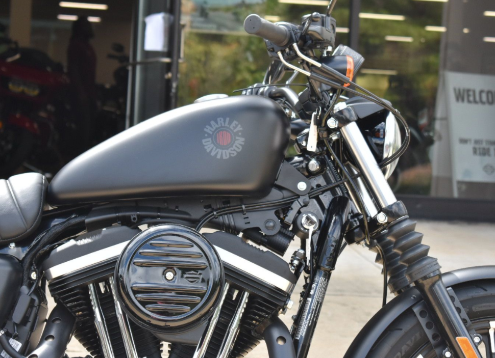 New 2020 Harley-Davidson Iron 883 XL883N