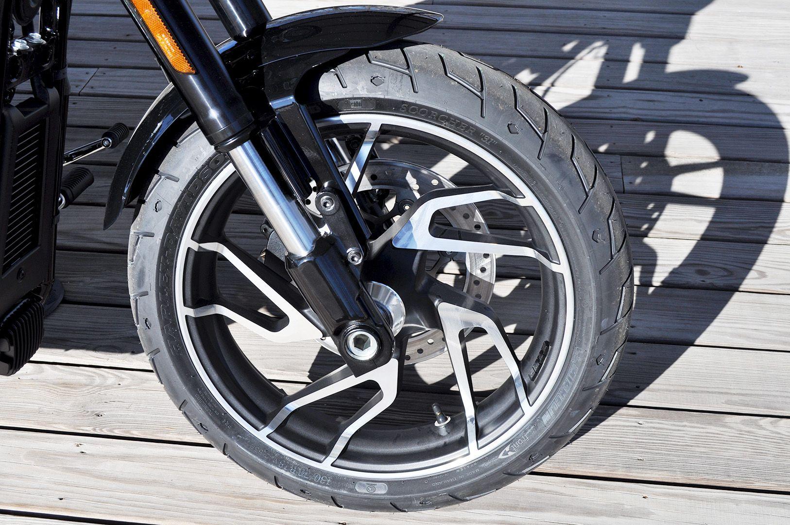 New 2021 Harley-Davidson Sport Glide