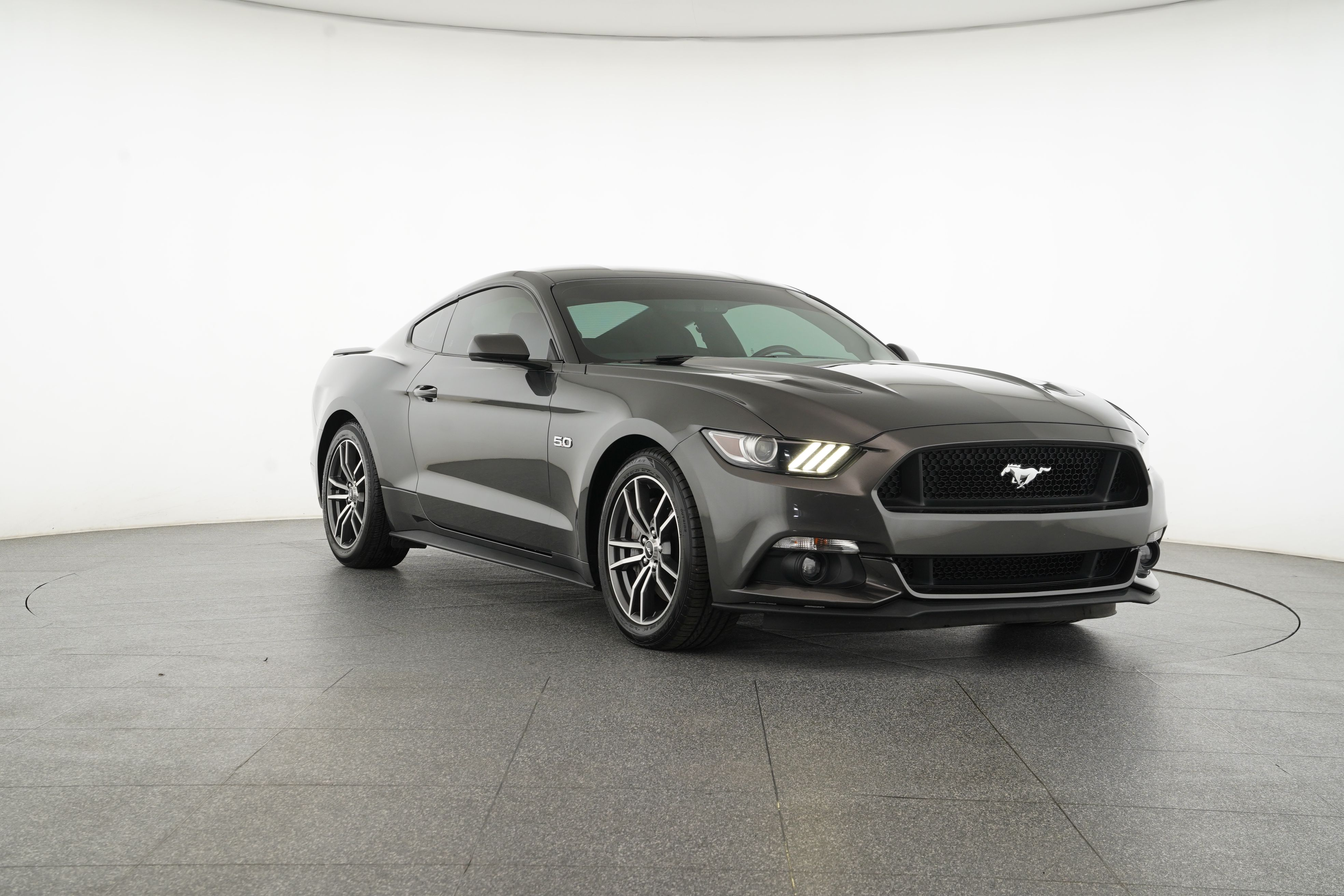 Pre-Owned 2017 Ford Mustang GT