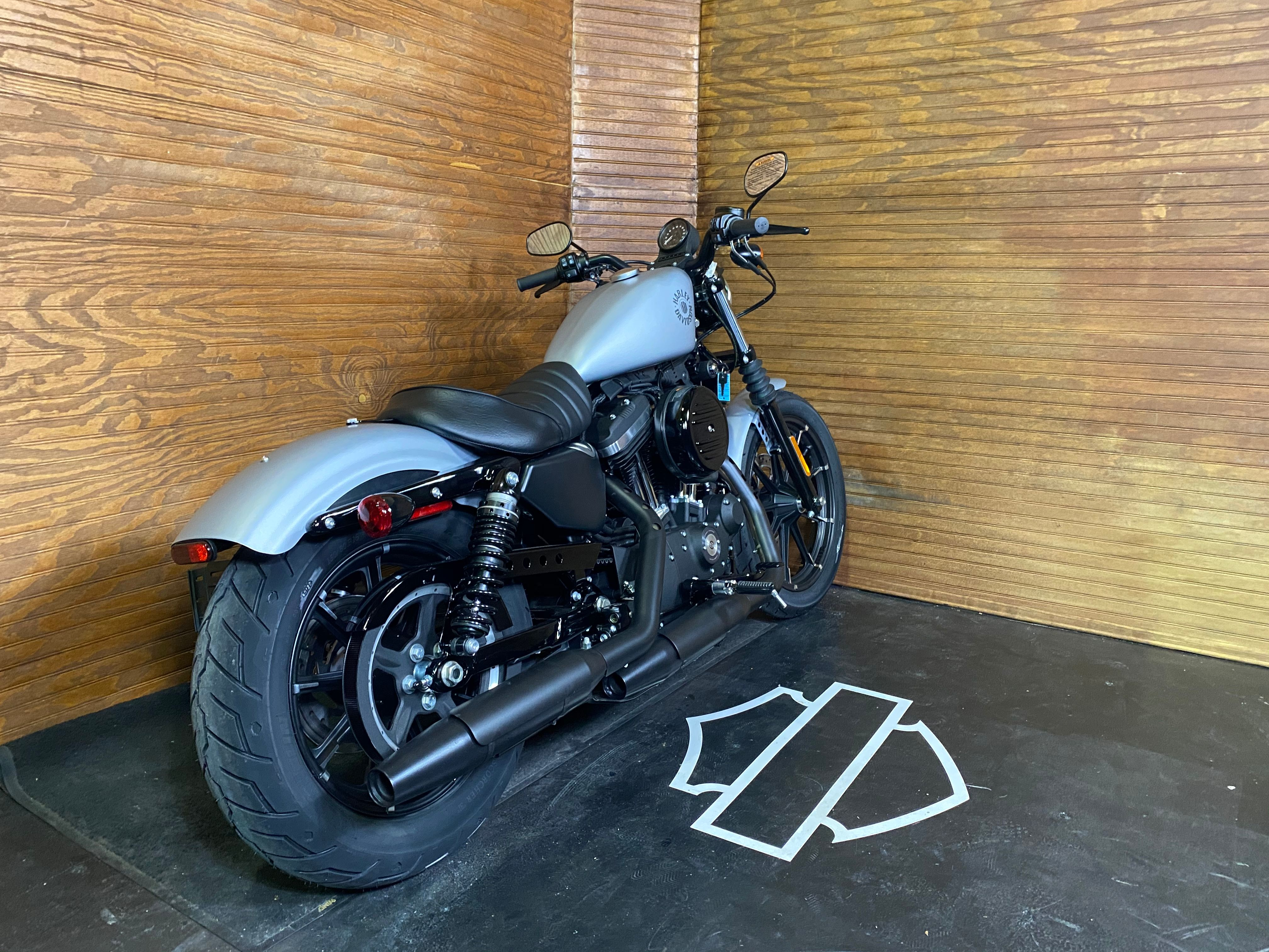 Pre-Owned 2020 Harley-Davidson Iron 883