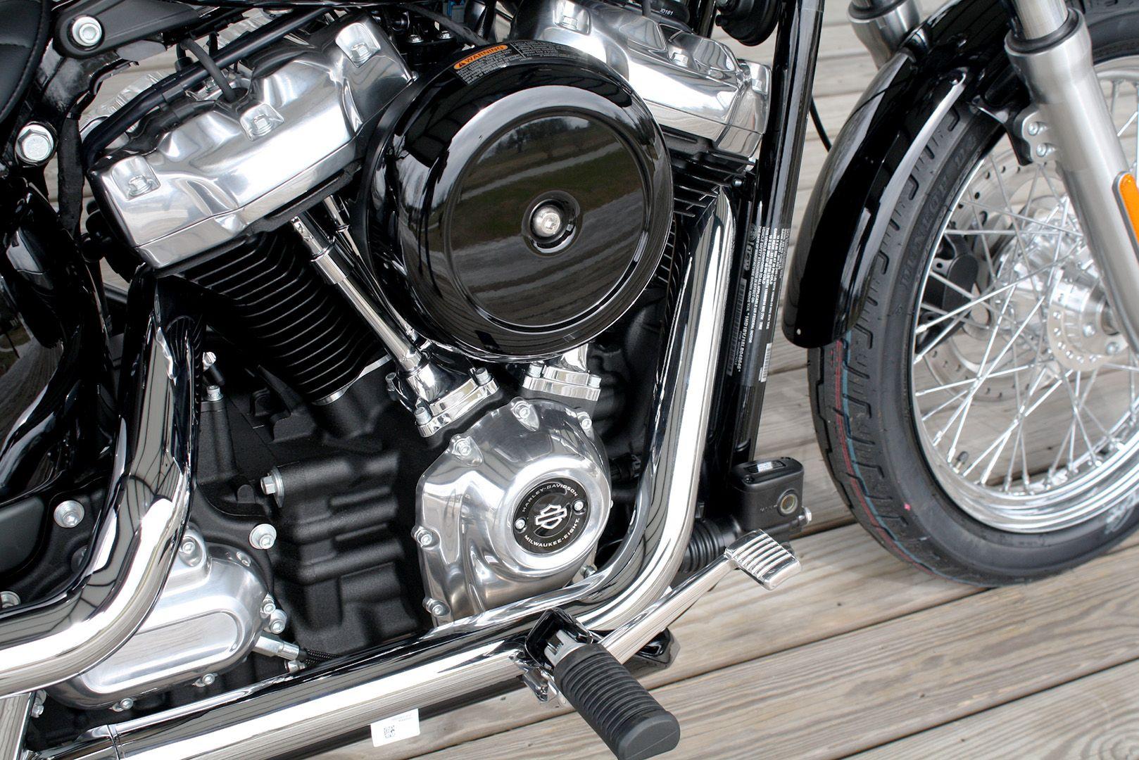 New 2020 Harley-Davidson Softail Standard