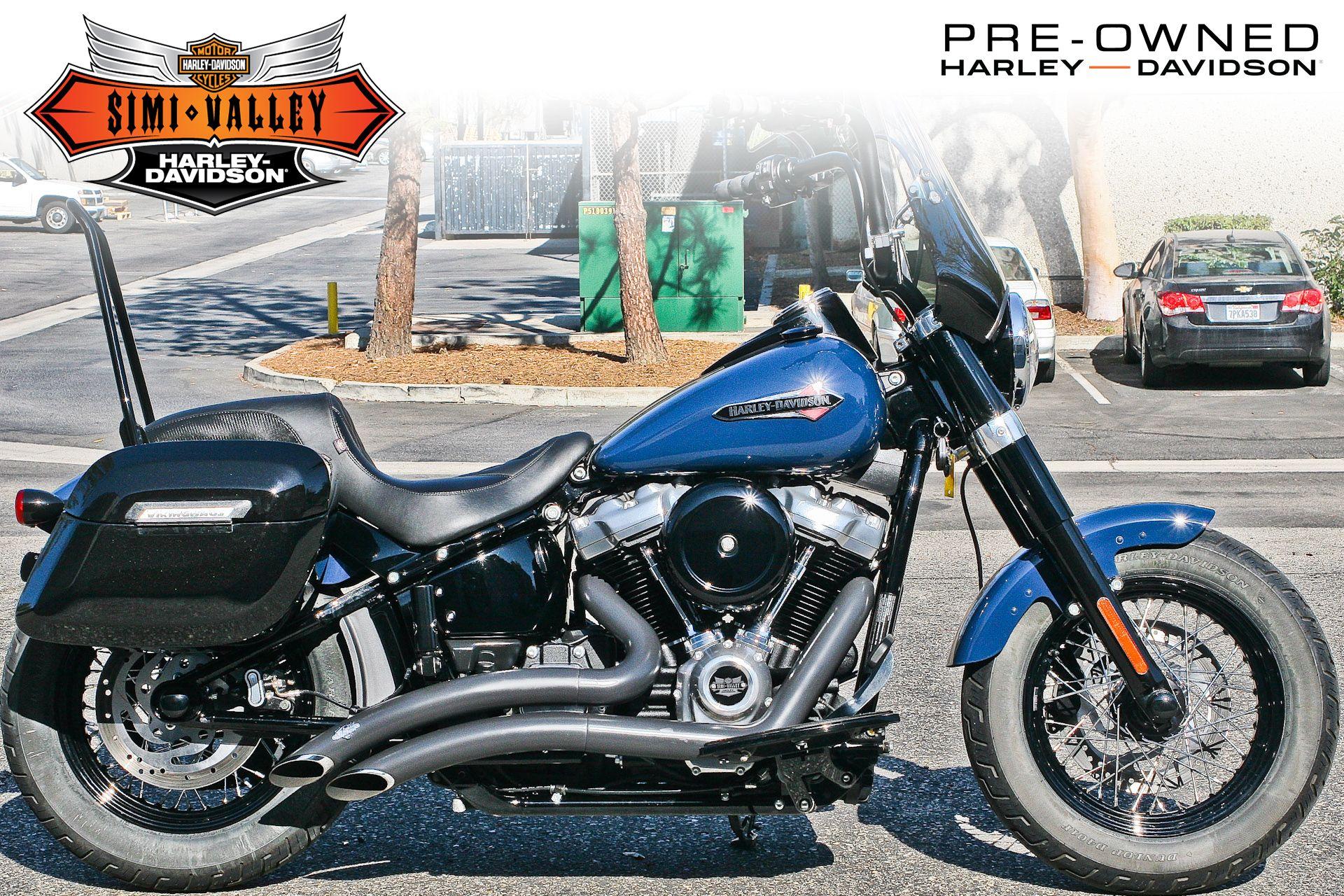 2019 Harley-Davidson Slim