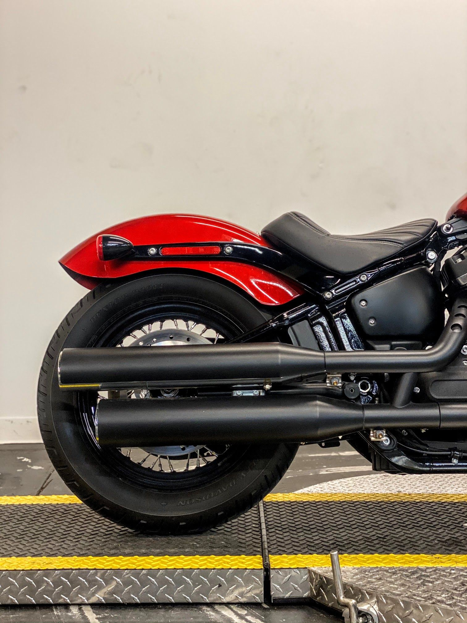 Pre-Owned 2018 Harley-Davidson Street Bob FXBB