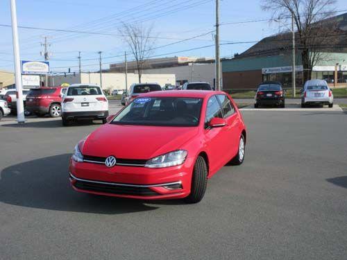 Pre-Owned 2019 Volkswagen Golf 1.4 TSI Comfortline