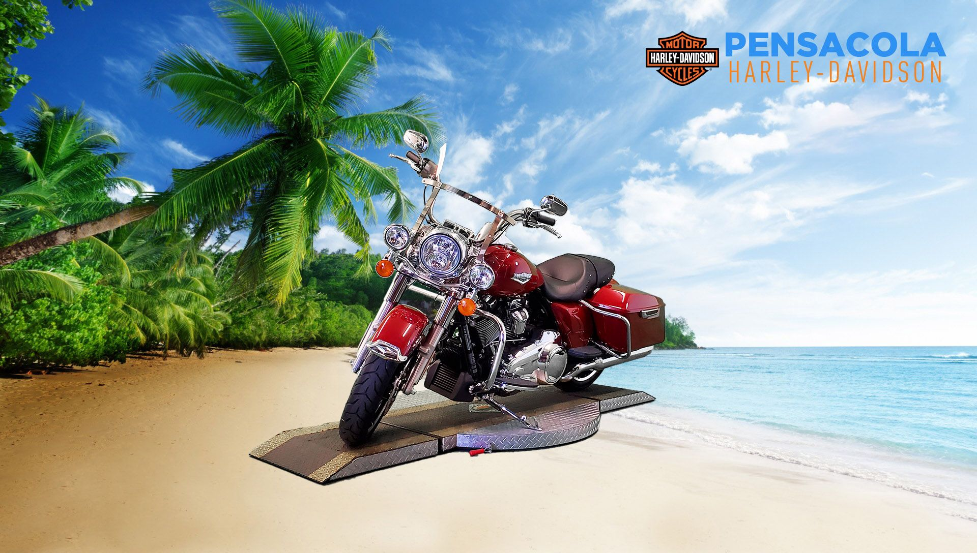 New 2021 Harley-Davidson Road King FLHR