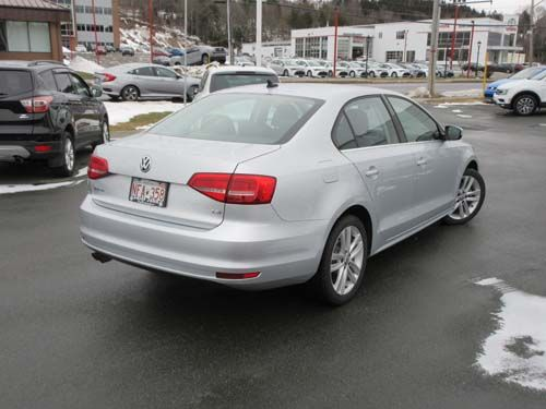 Pre-Owned 2015 Volkswagen Jetta 1.8 TSI Highline