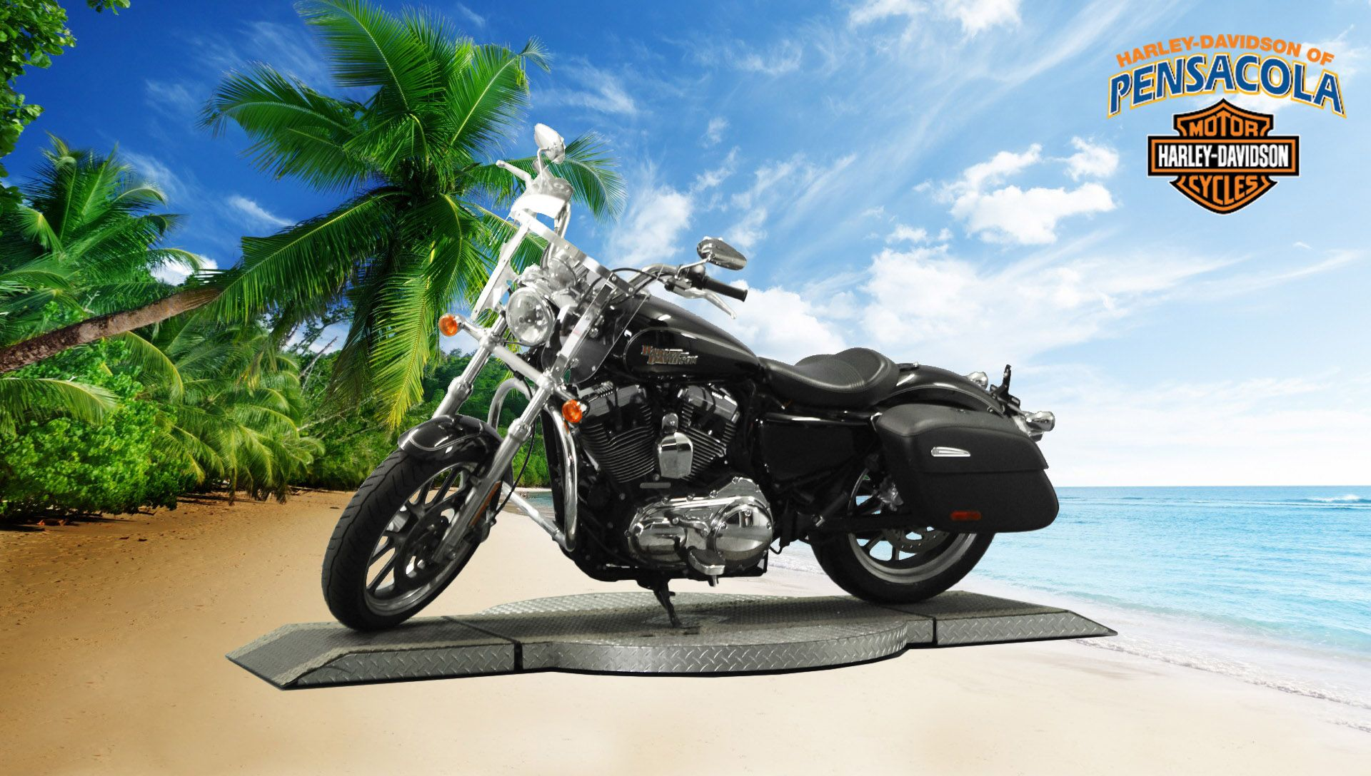 Pre-Owned 2017 Harley-Davidson SuperLow 1200T XL1200T