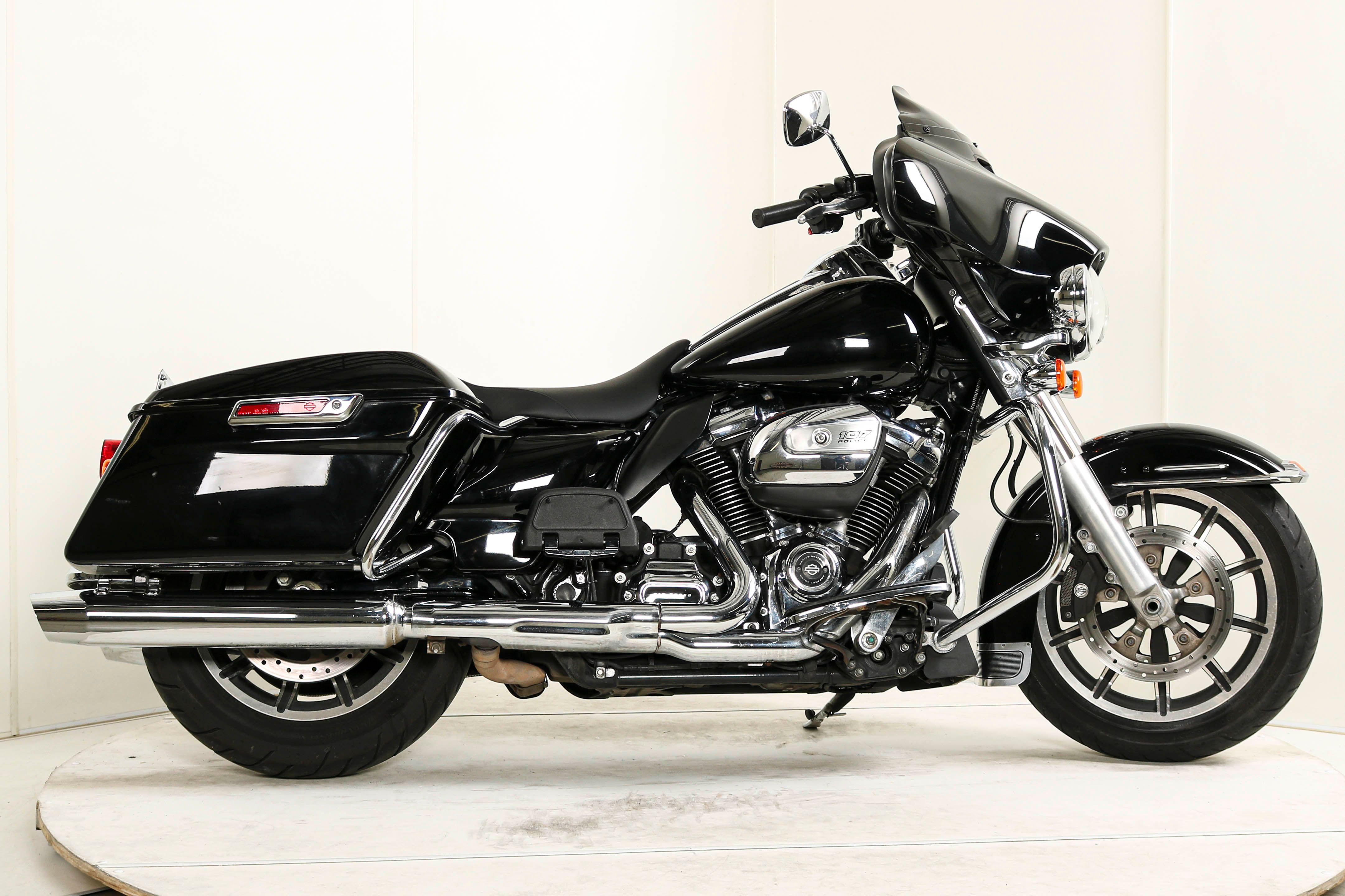 2017 Harley-Davidson Electra Glide Police