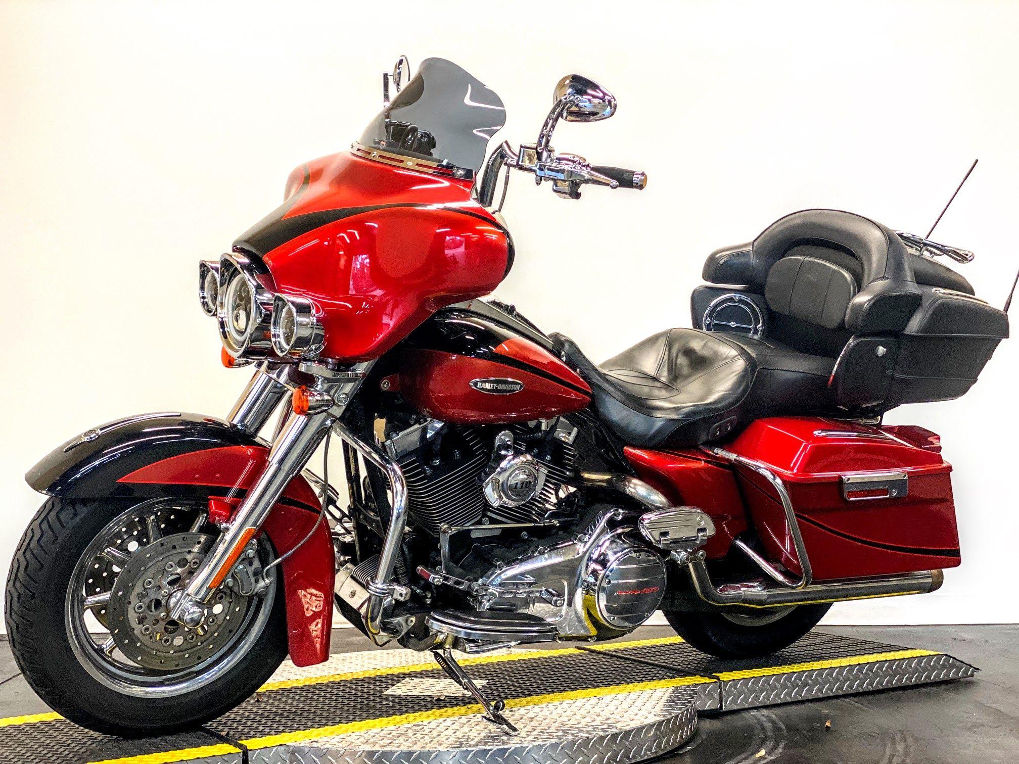 Pre-Owned 2007 Harley-Davidson Screaming Eagle Electra Glide