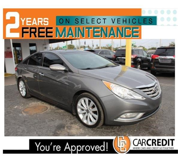 Pre-Owned 2012 Hyundai Sonata 2.0T Limited