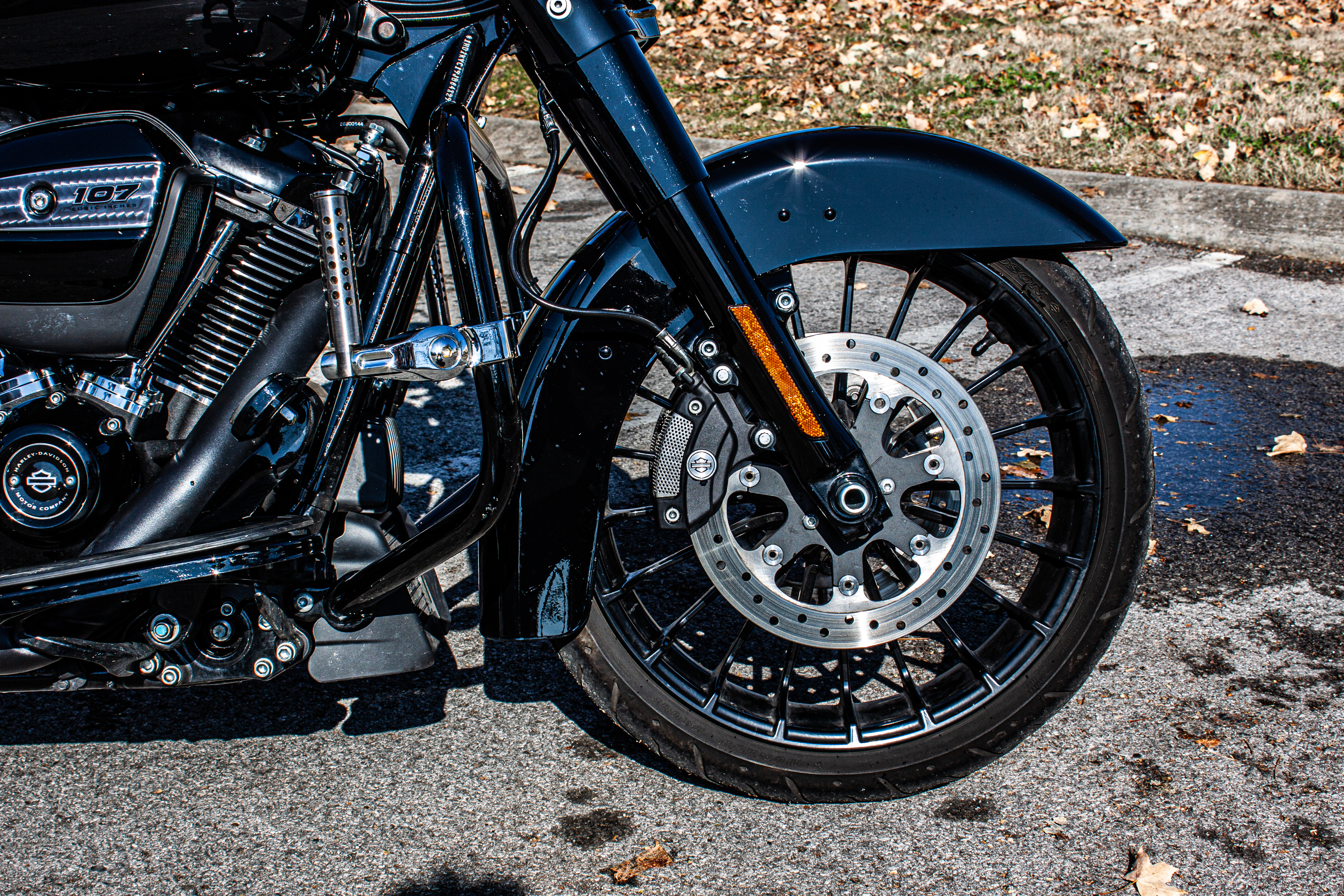 Pre-Owned 2018 Harley-Davidson Road King Special