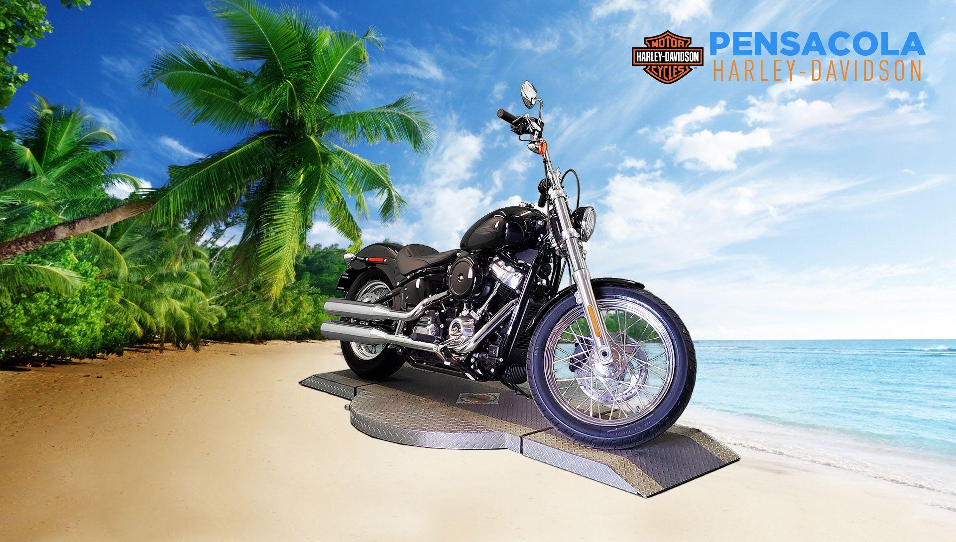 New 2021 Harley-Davidson Softail Standard FXST