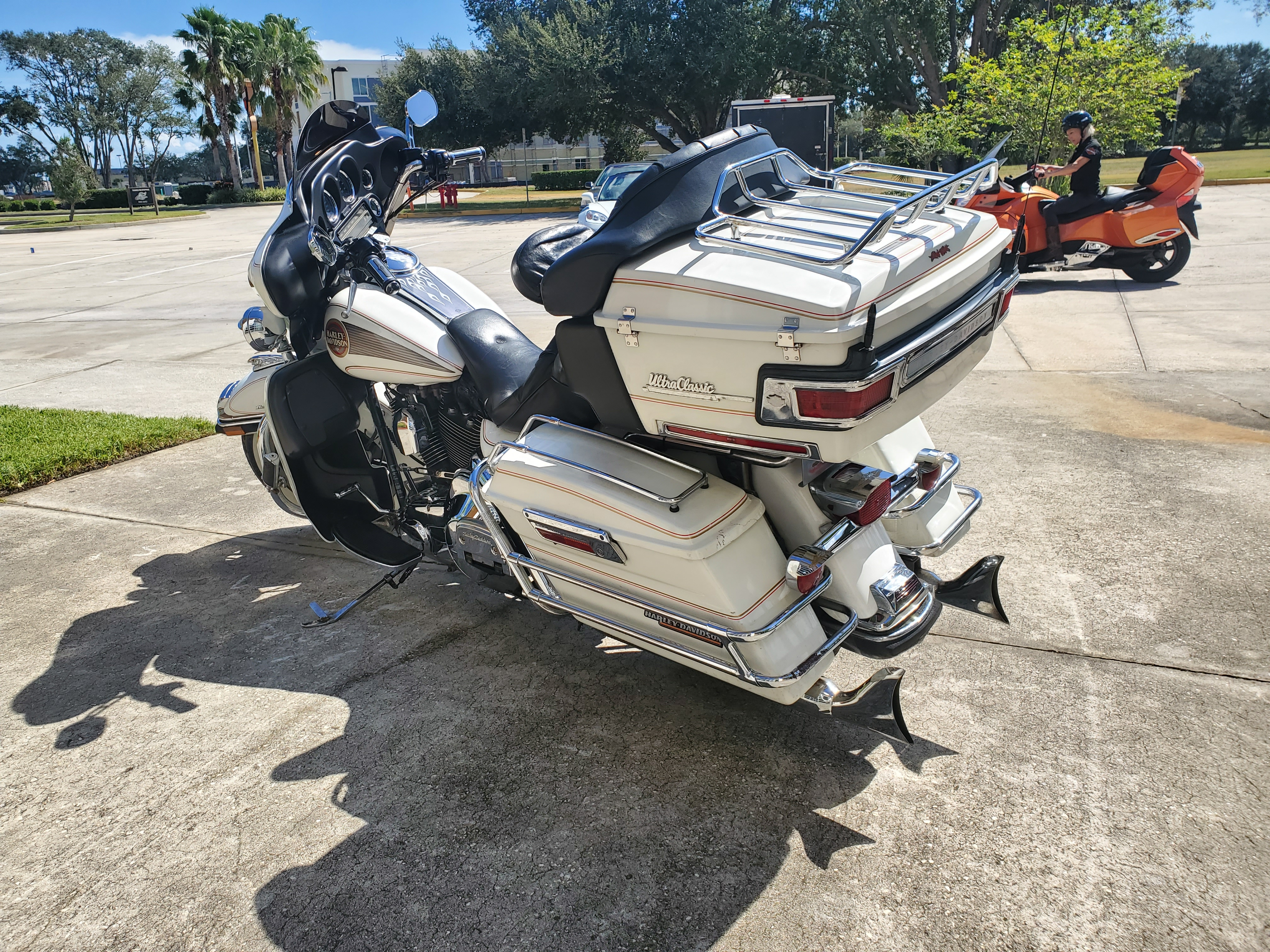 Pre-Owned 1996 Harley-Davidson Electra Glide Ultra Classic Shrine