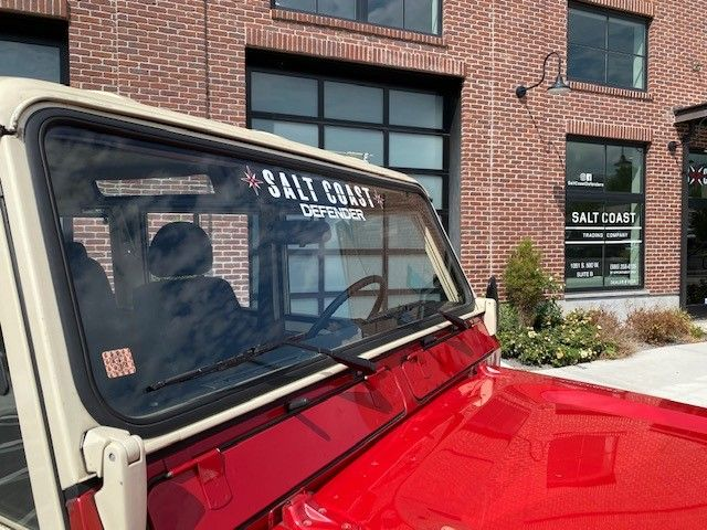 Pre-Owned 1984 Land Rover DEFENDER 110