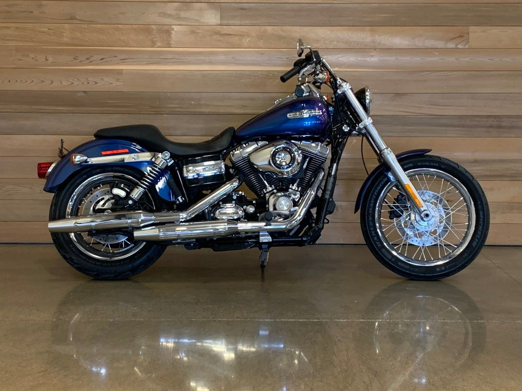 Pre-Owned 2010 Harley-Davidson Super Glide Custom FXDC