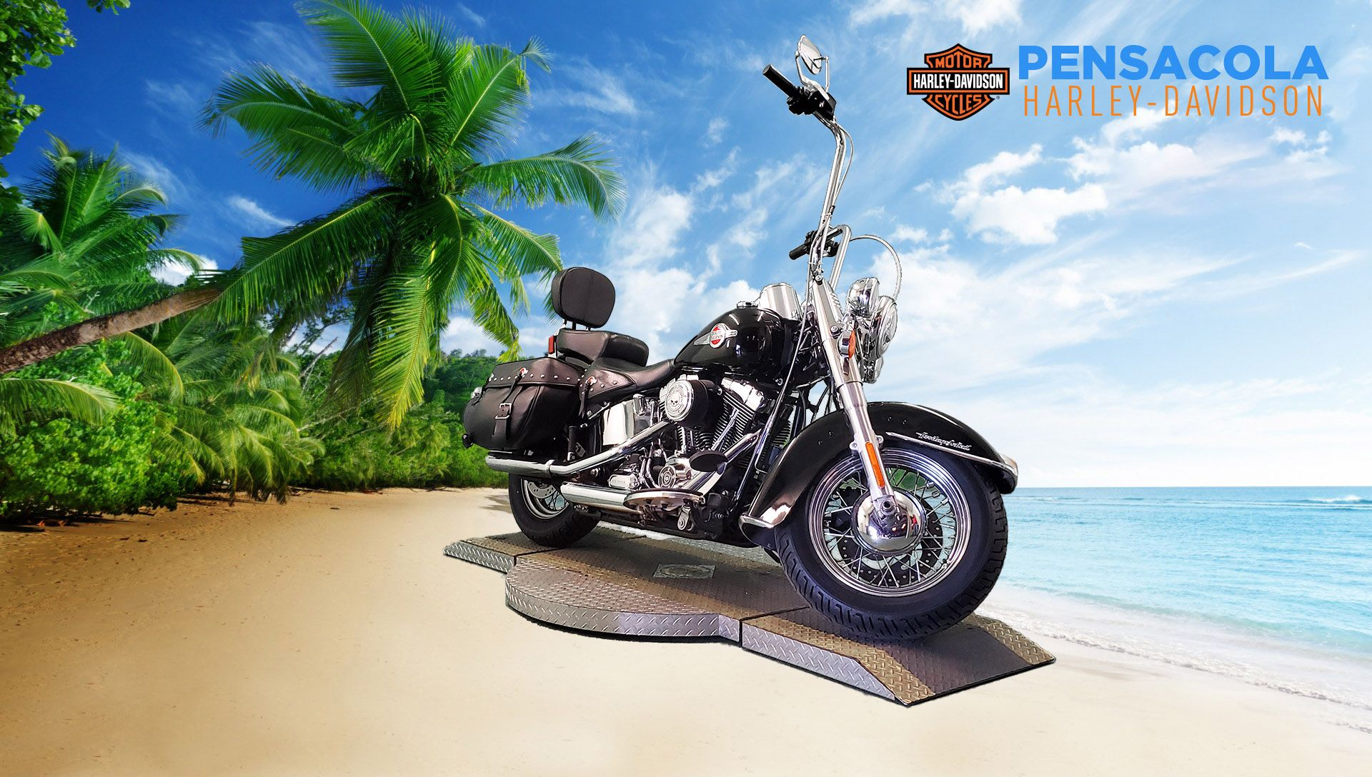 Pre-Owned 2017 Harley-Davidson Heritage Softail Classic FLSTC