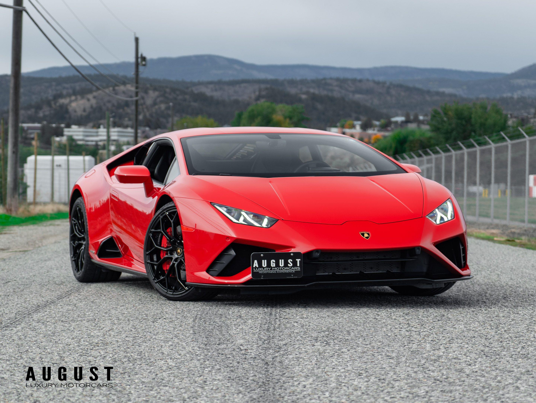 Pre-Owned 2020 Lamborghini Huracan EVO RWD
