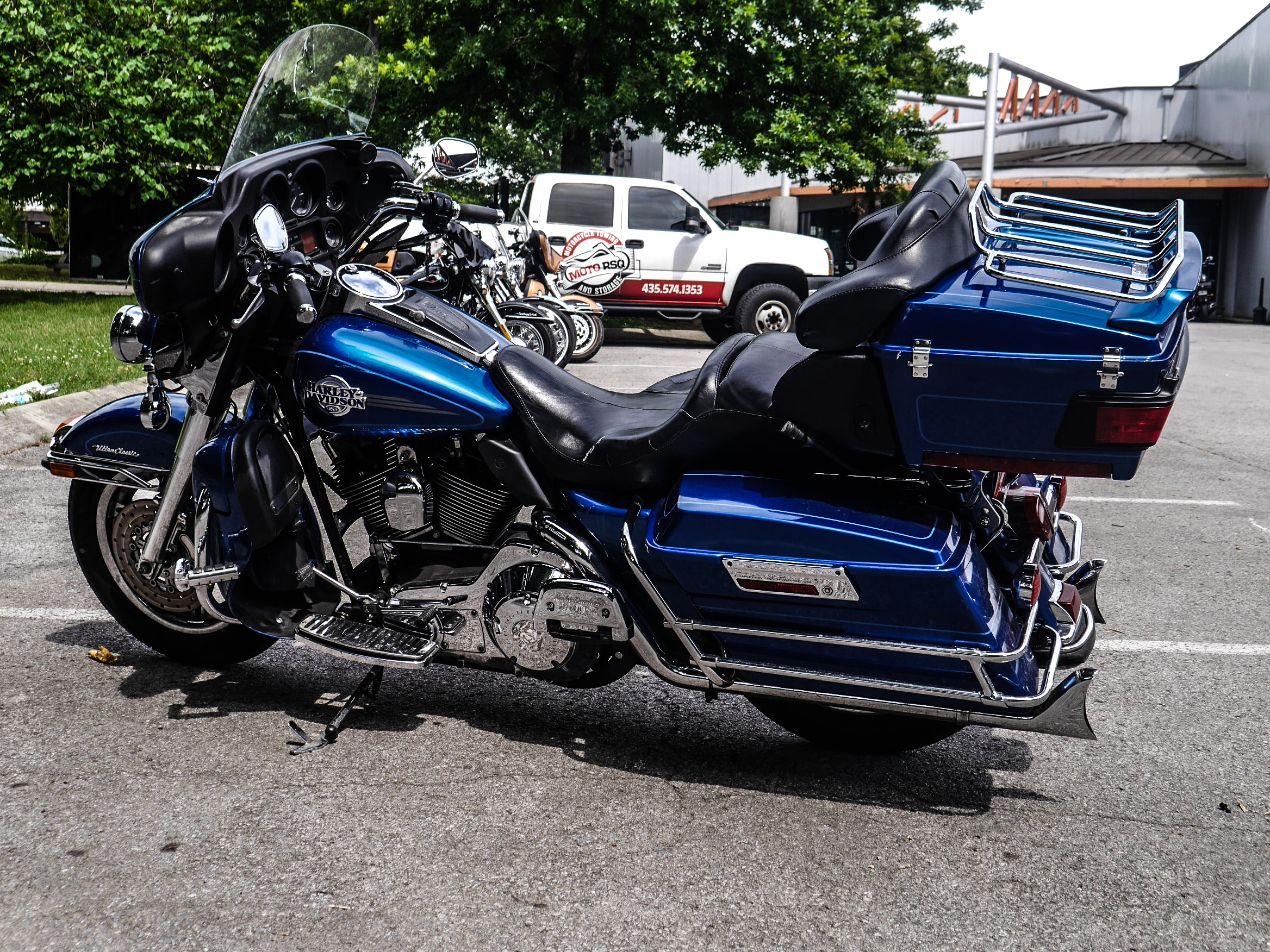 Pre-Owned 2005 Harley-Davidson Ultra Classic in Franklin # ...