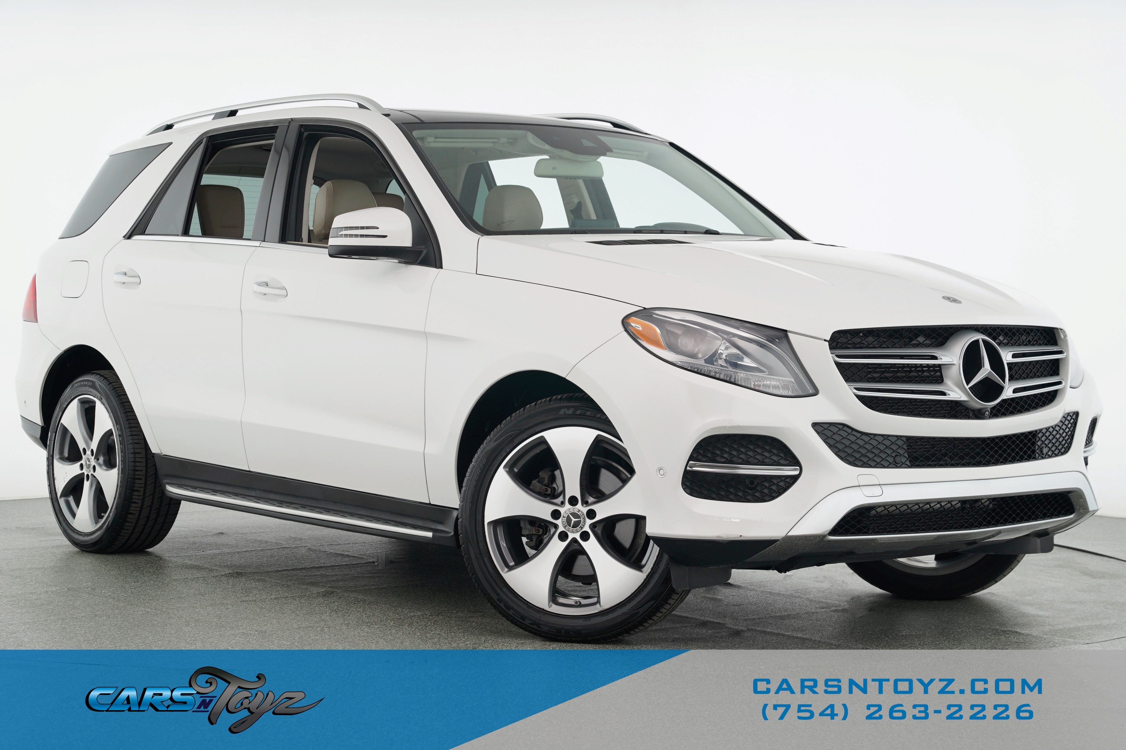 2017 Mercedes-Benz GLE GLE 350 Rear Wheel Drive Sport Utility