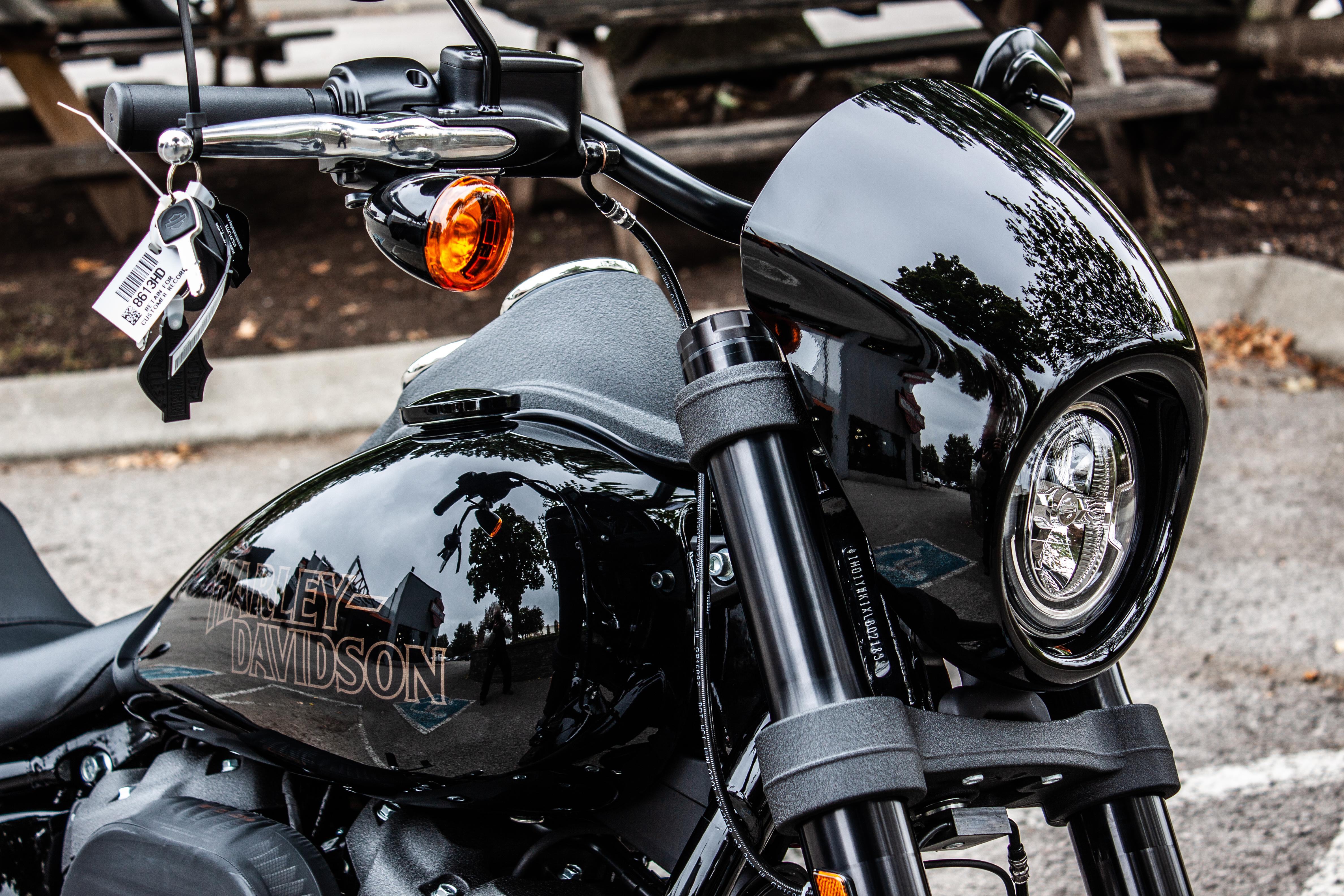 New 2020 Harley-Davidson Low Rider S