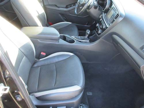 Pre-Owned 2015 Kia Optima SX Turbo