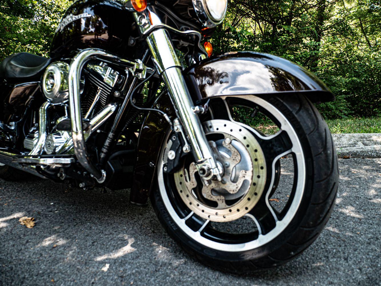 Pre-Owned 2011 Harley-Davidson Street Glide