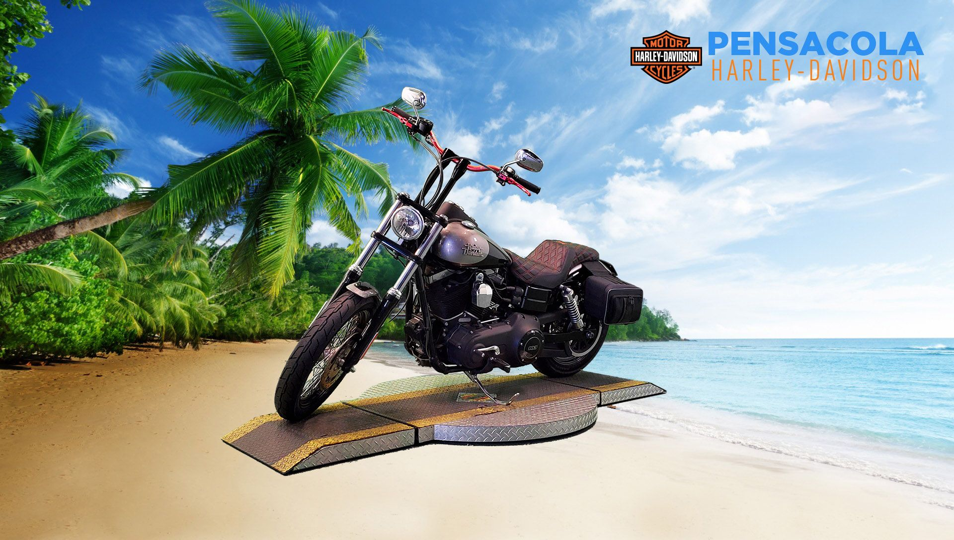 Pre-Owned 2016 Harley-Davidson Street Bob FXDB