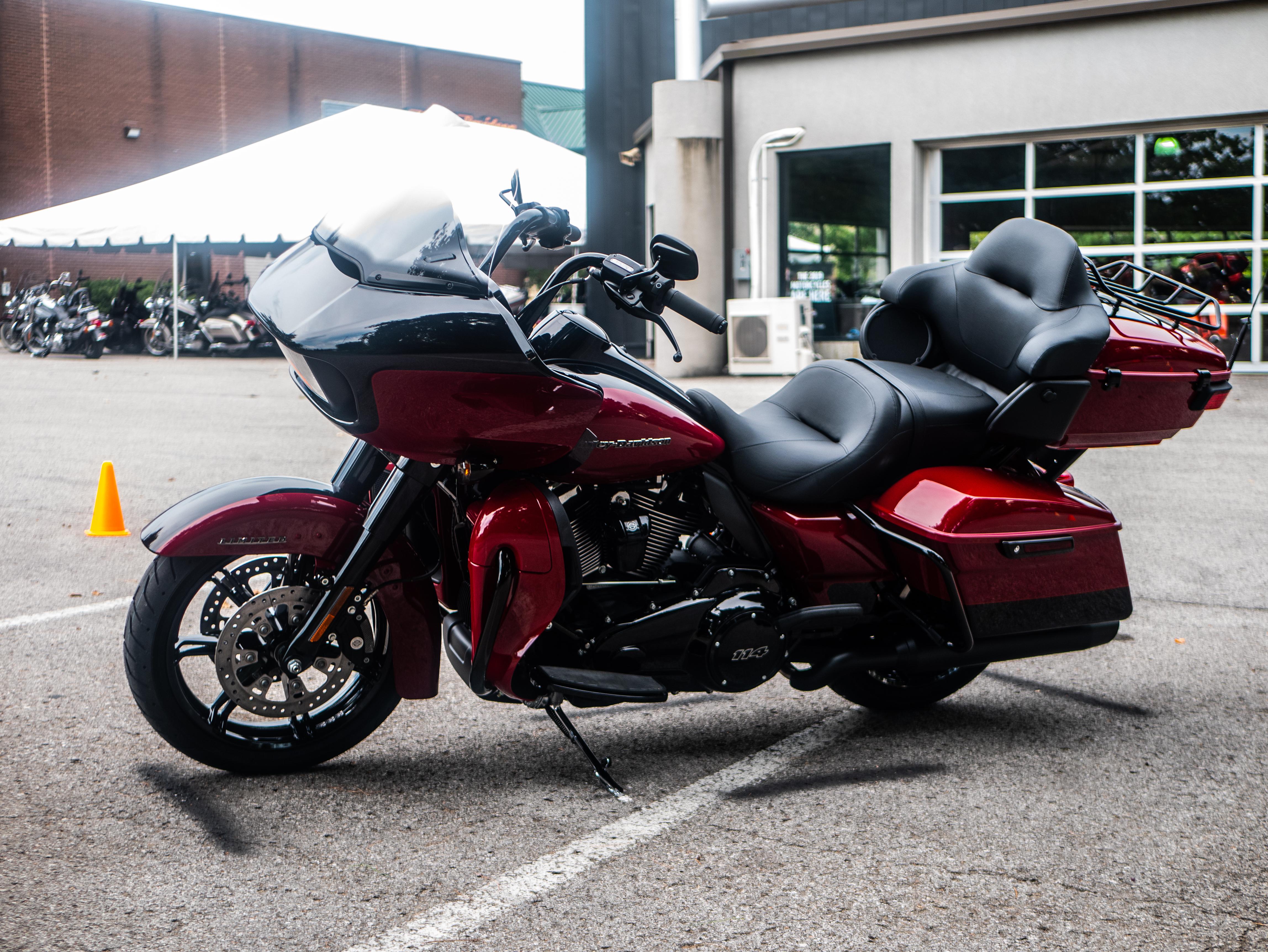 New 2020 Harley-Davidson Road Glide Limited