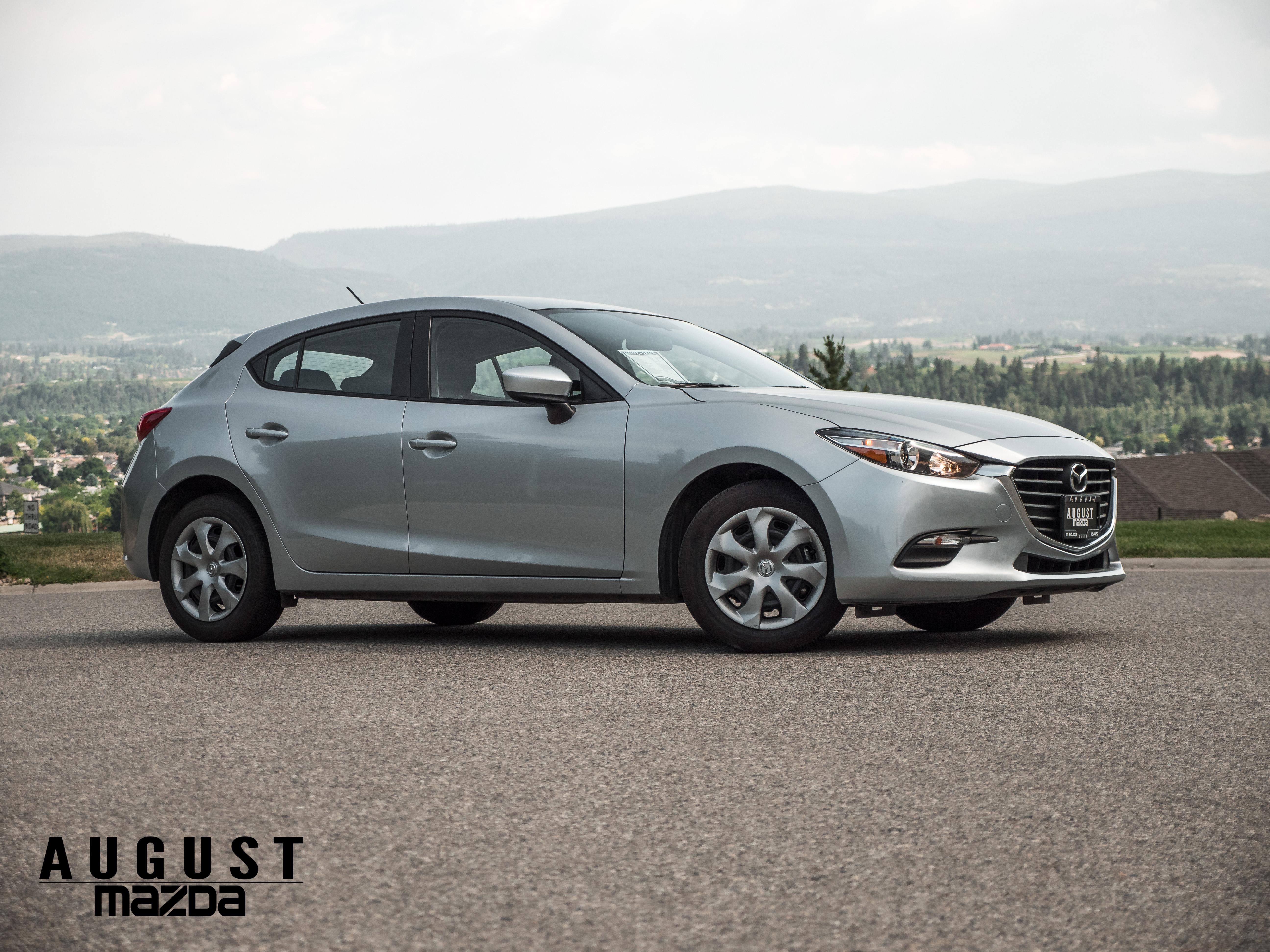 Pre-Owned 2017 Mazda3 Sport