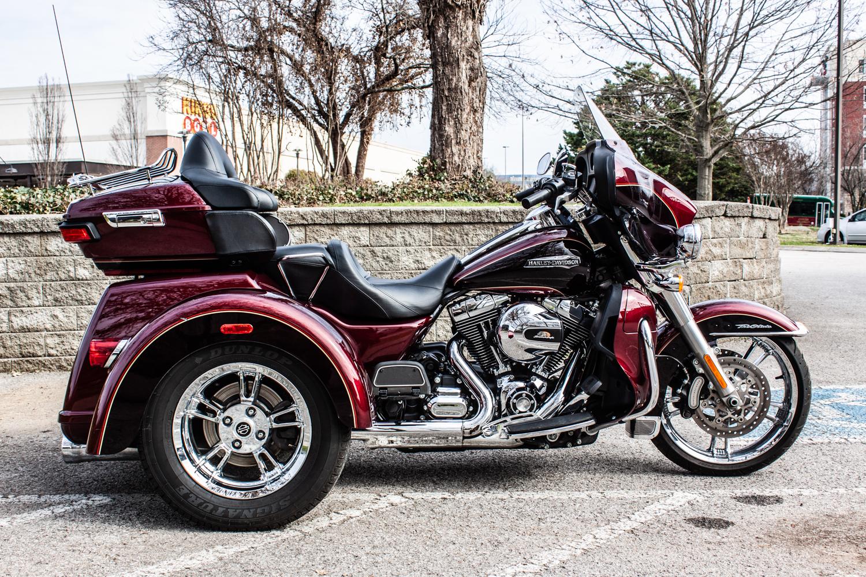 Pre-Owned 2014 Harley-Davidson Tri Glide Ultra Classic