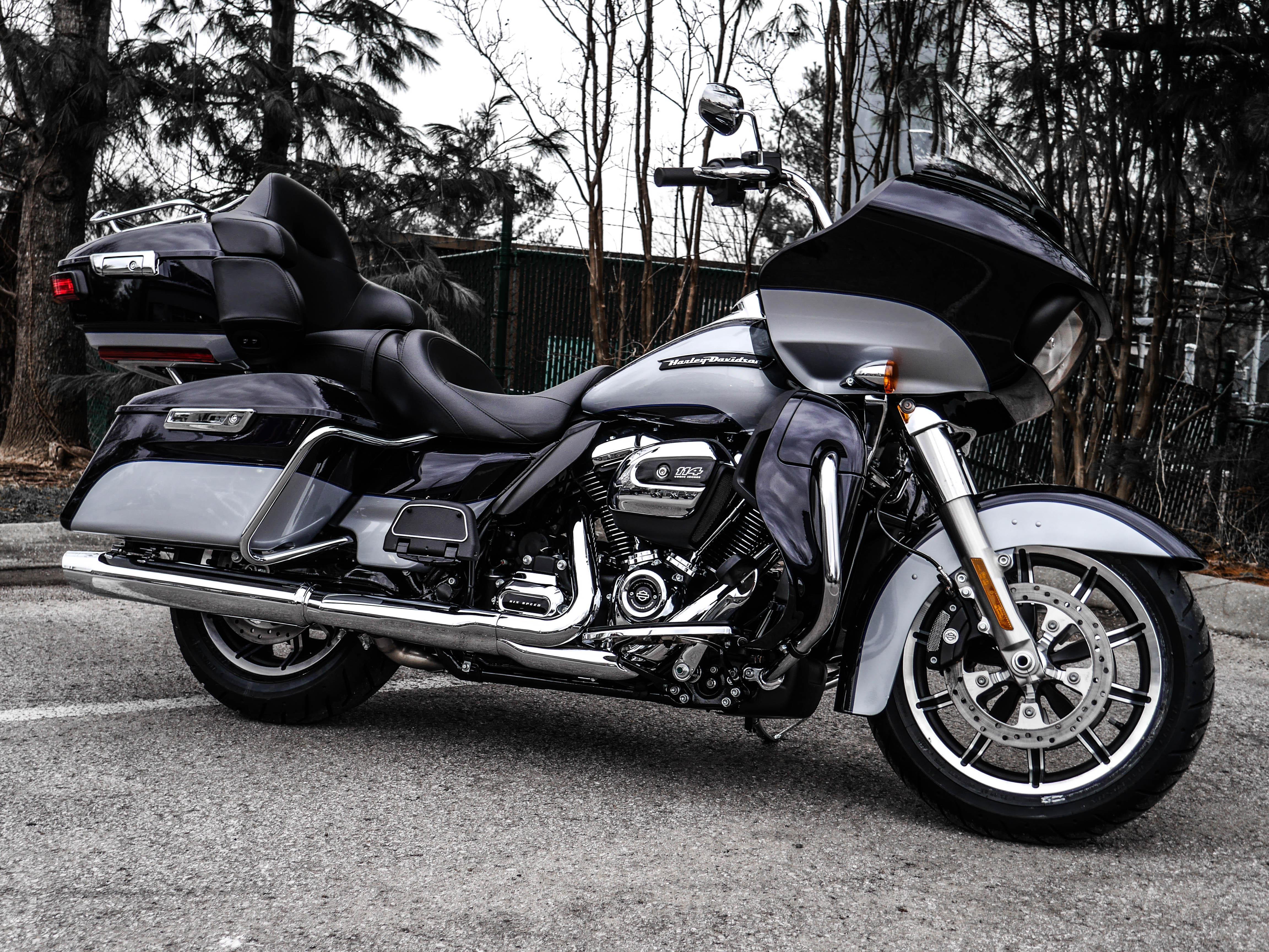 New 2019 Harley-Davidson Road Glide Ultra