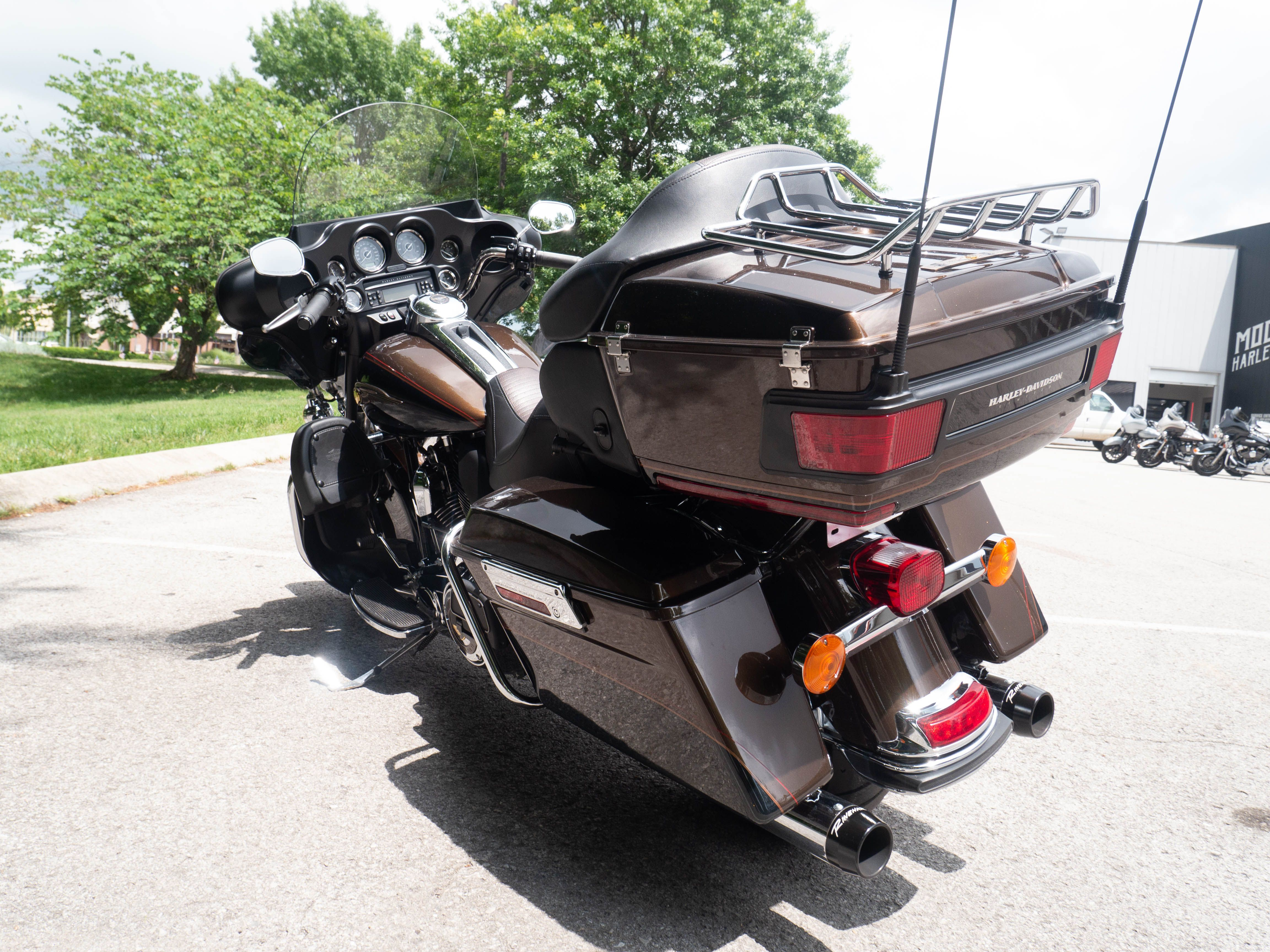 Pre-Owned 2013 Harley-Davidson Electra Glide Ultra Limited 110th Anniversary