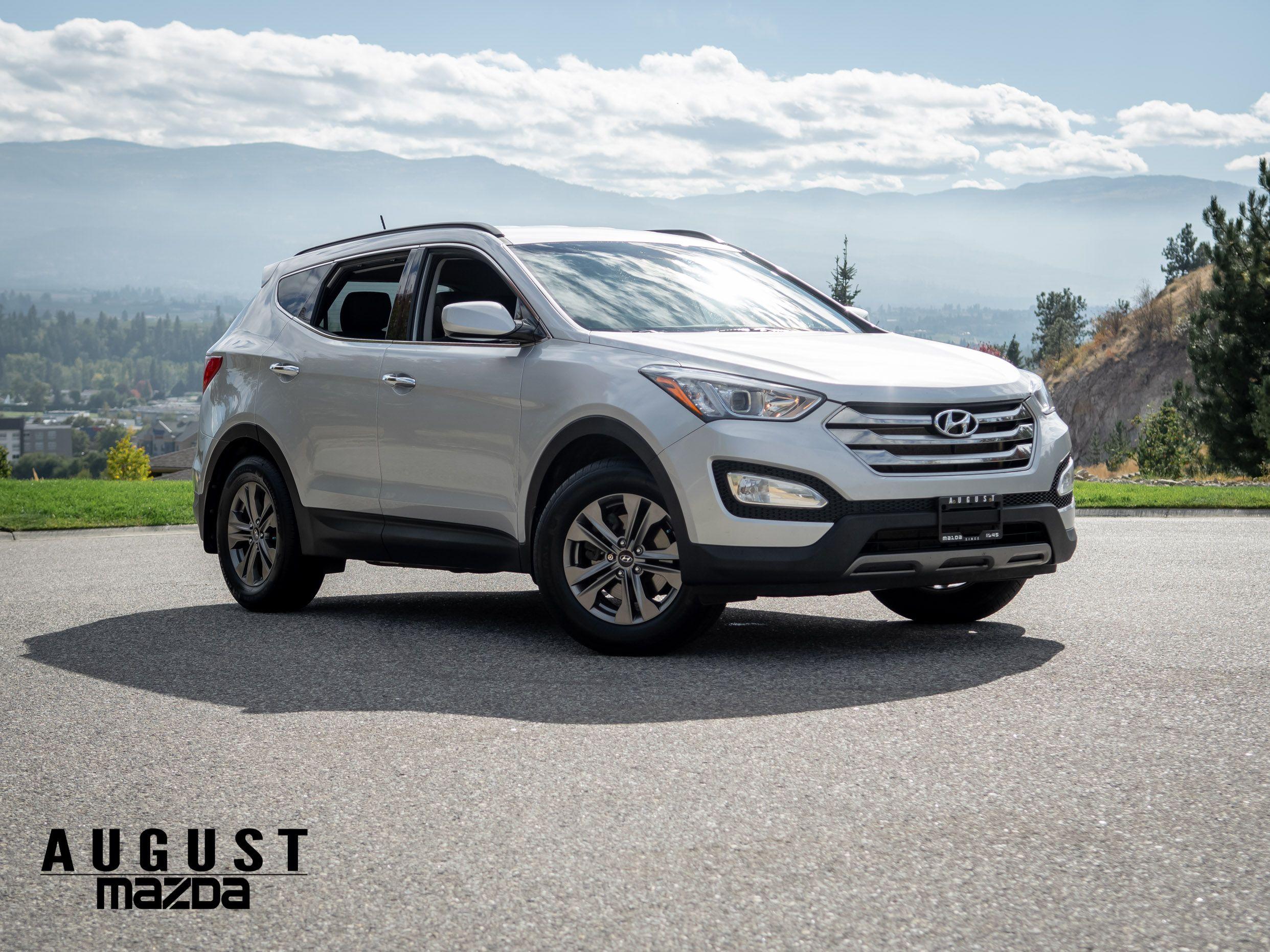 Pre Owned 2015 Hyundai Santa Fe Sport 2 4 Premium In Kelowna Bc Canada 541 6782a August Luxury Motorcars