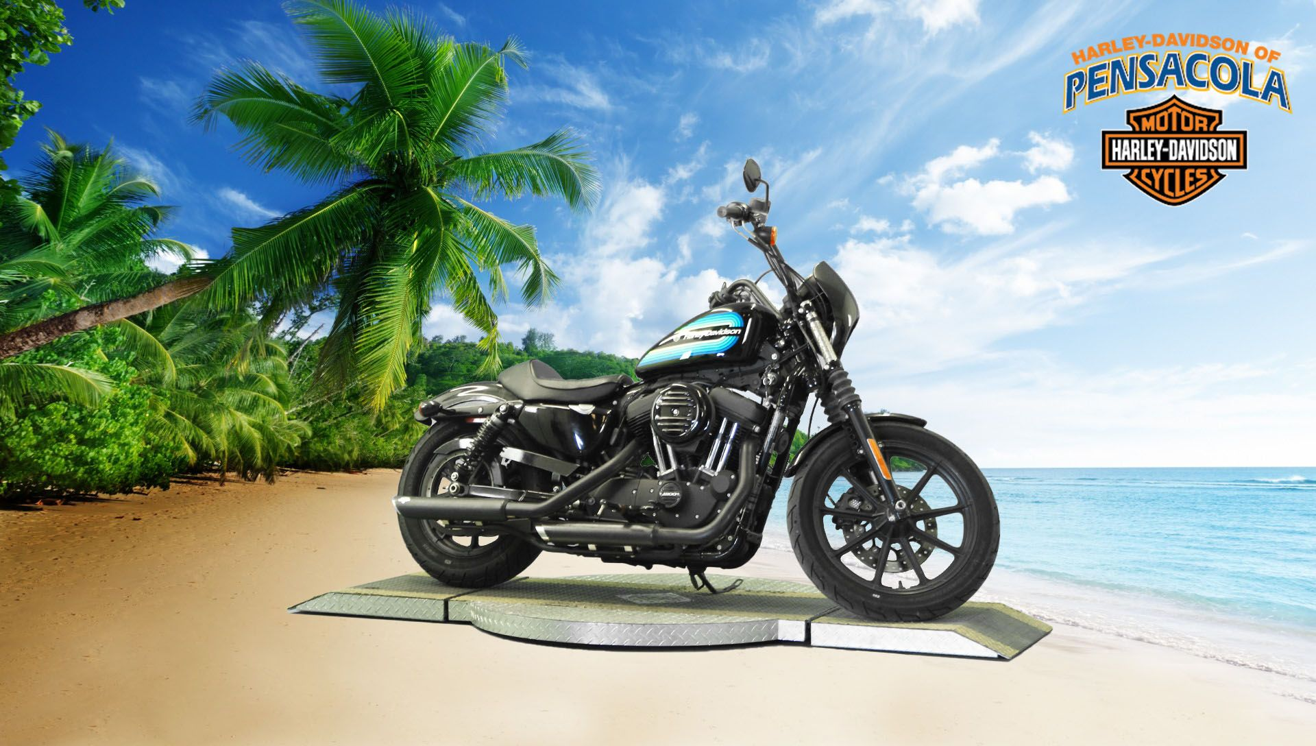 Pre-Owned 2018 Harley-Davidson Iron 1200 XL1200NS