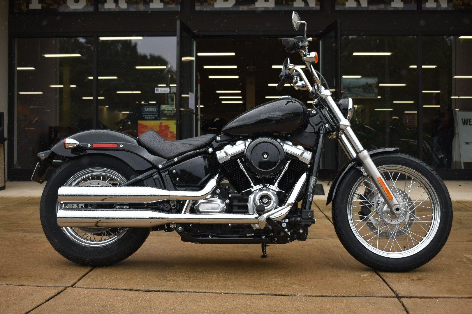 New 2020 Harley-Davidson Softail Standard FXST